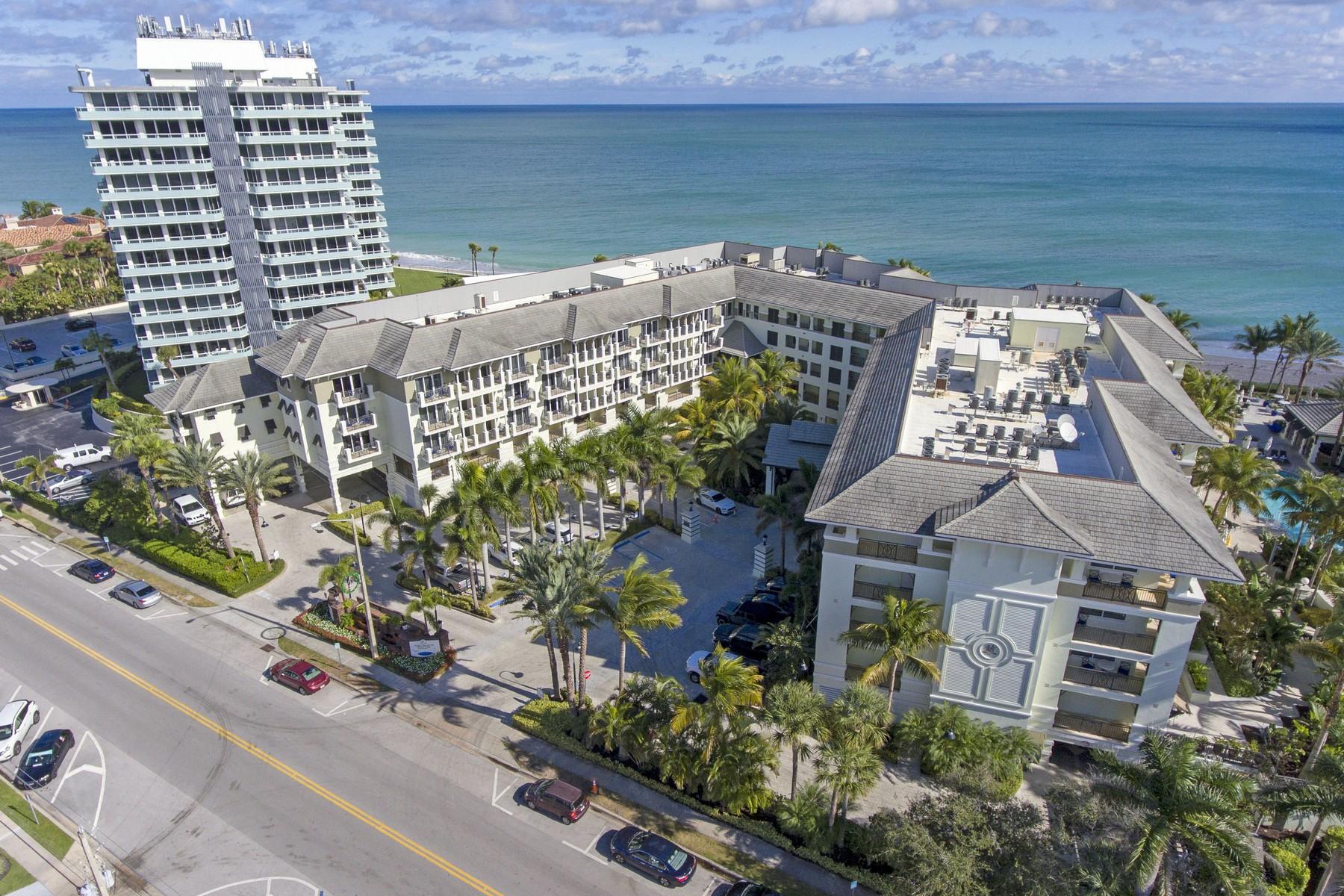 condominiums for Sale at Vero Beach Hotel & Club Kimpton 3500 Ocean Drive #430 Vero Beach, Florida 32963 United States