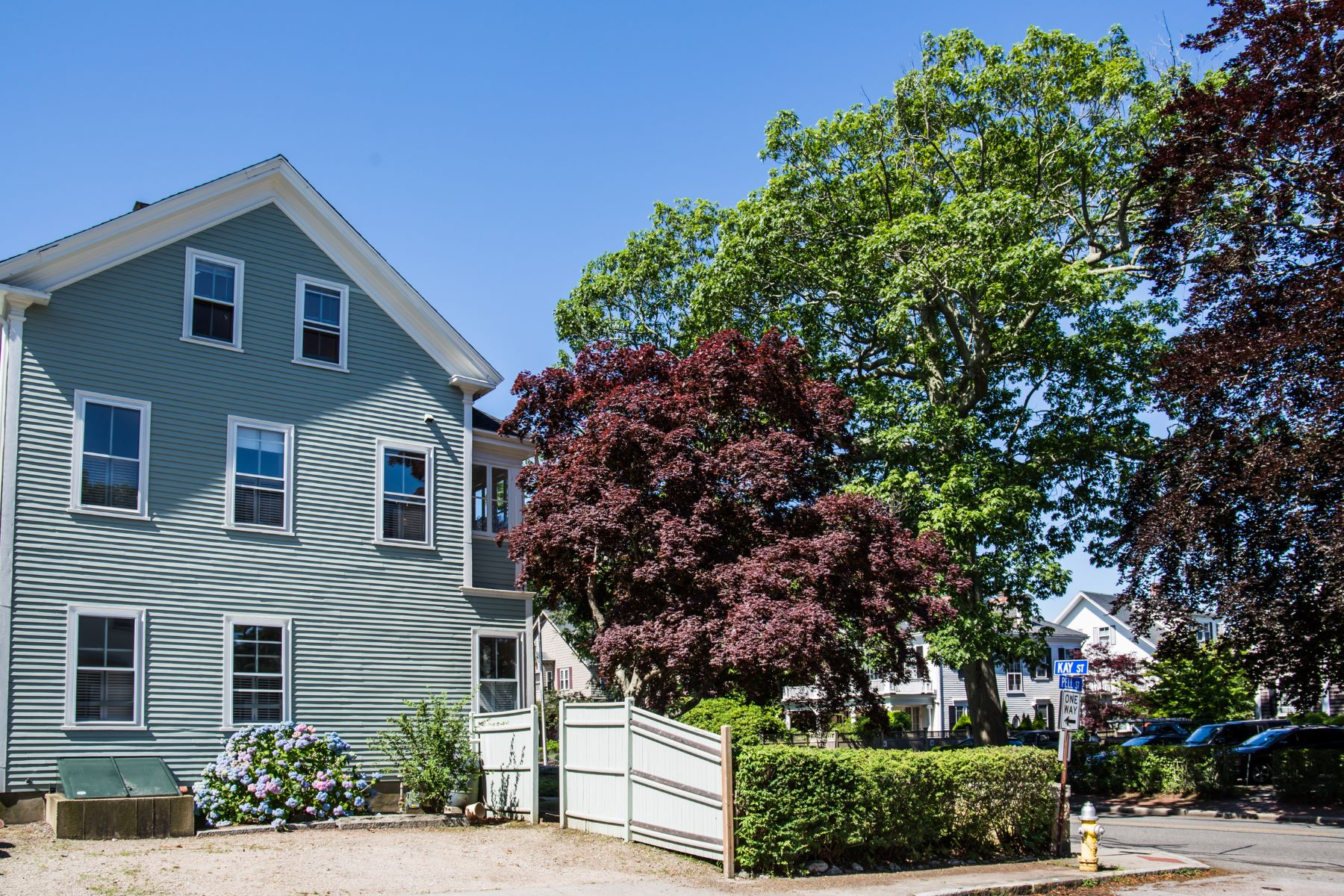 Additional photo for property listing at Kay Street Colonial 37 Kay Street Newport, Rhode Island 02840 United States