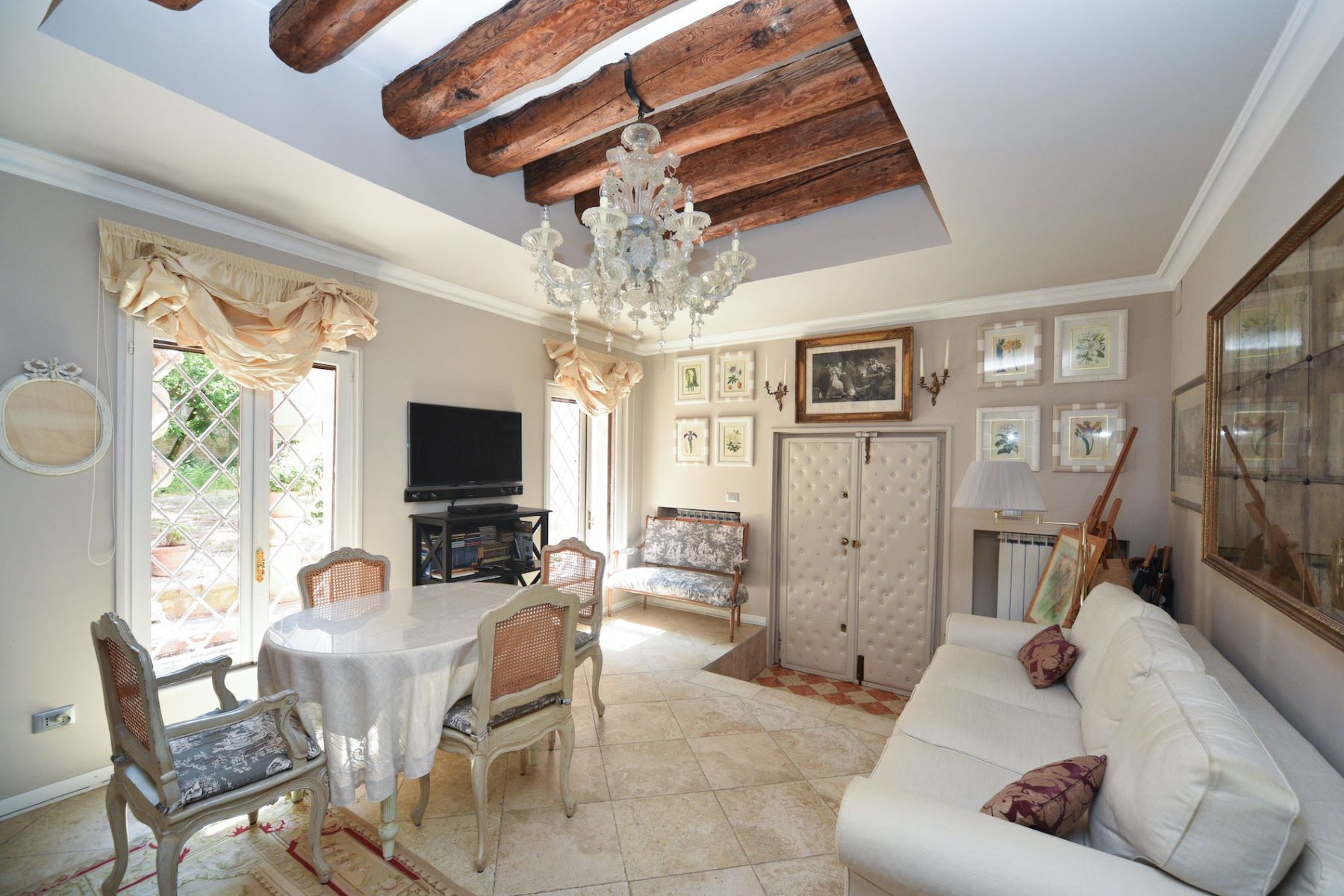 Single Family Homes for Sale at Pied a Terre Grand Canal Palazzo San Marco 3901/A S. MARCO Venice, Venice 30124 Italy