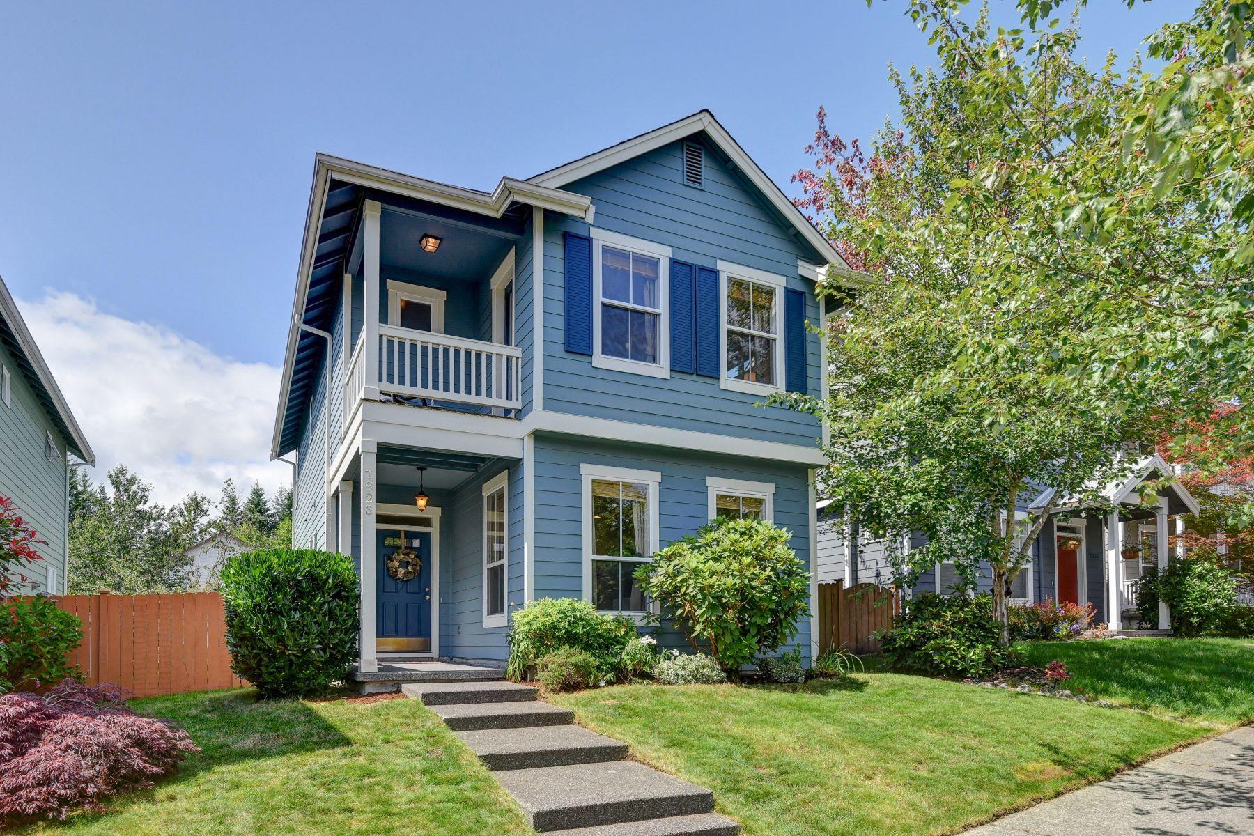 Single Family Homes for Sale at Delightful Snoqualmie Ridge Living 7823 Ingram Ln SE Snoqualmie, Washington 98065 United States