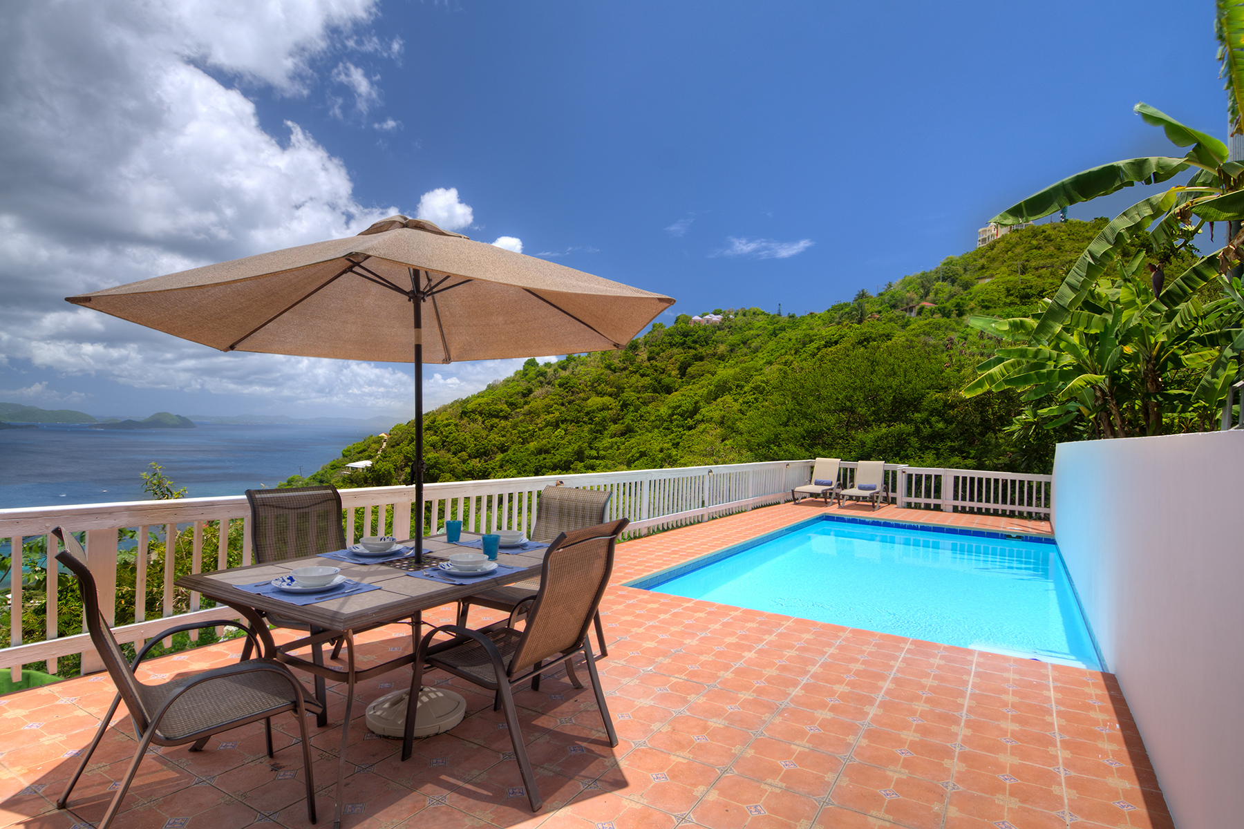 Additional photo for property listing at Makere House Cane Garden Bay, Tortola British Virgin Islands