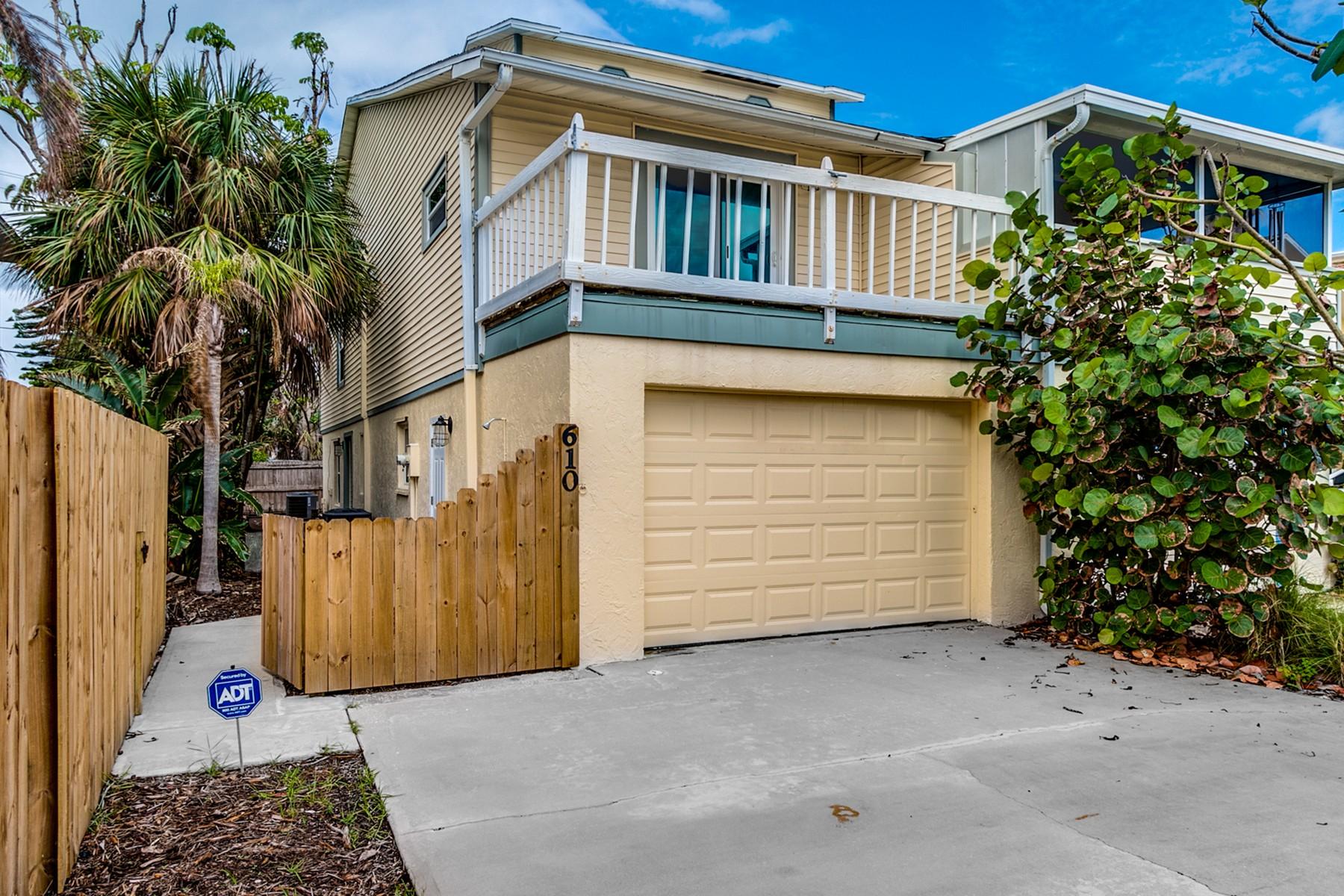 Oceans Gate Townhome 610 Monroe Avenue NE Cape Canaveral, Florida 32920 United States