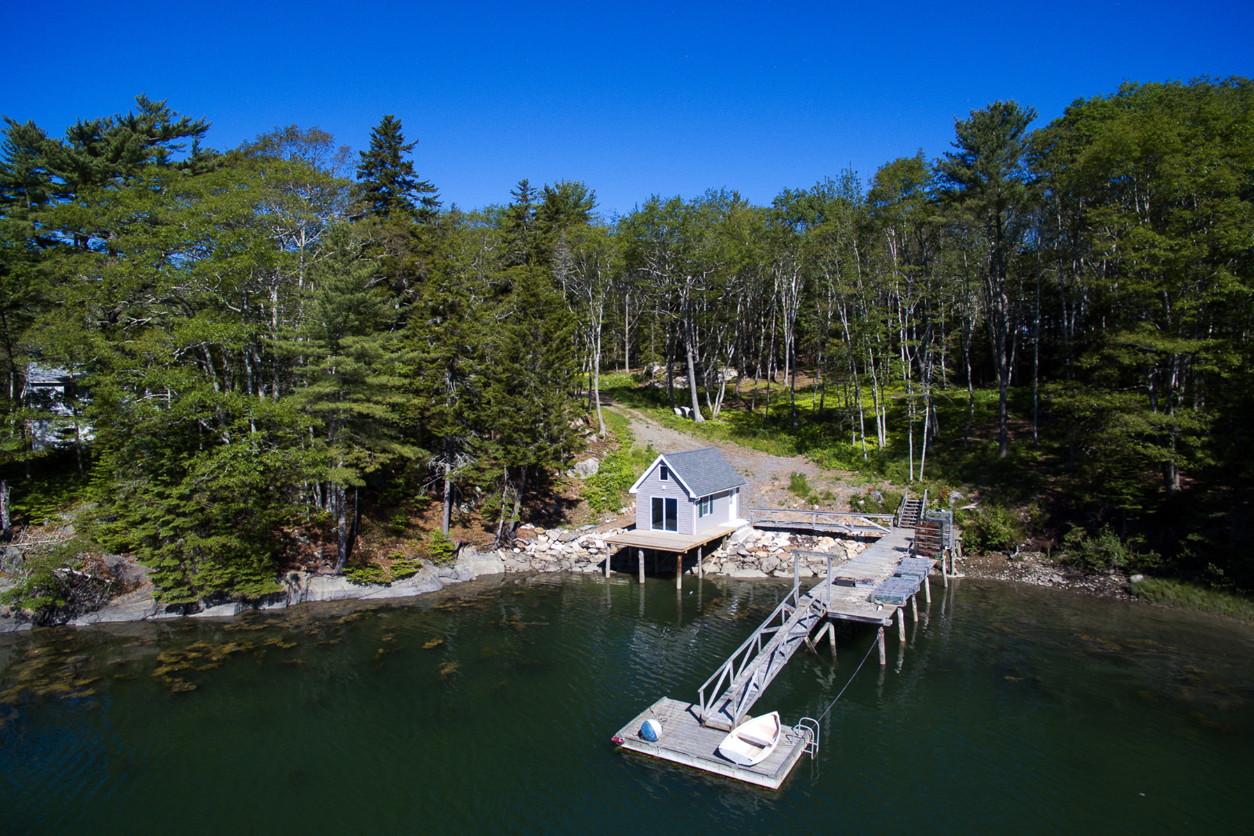Land for Sale at 640 Ocean Point Road Boothbay, Maine 04544 United States