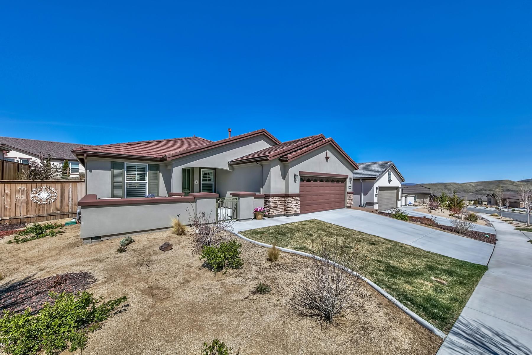 Single Family Home for Active at 1340 Wakefield Trail, Reno NV 89523 1340 Wakefield Reno, Nevada 89523 United States