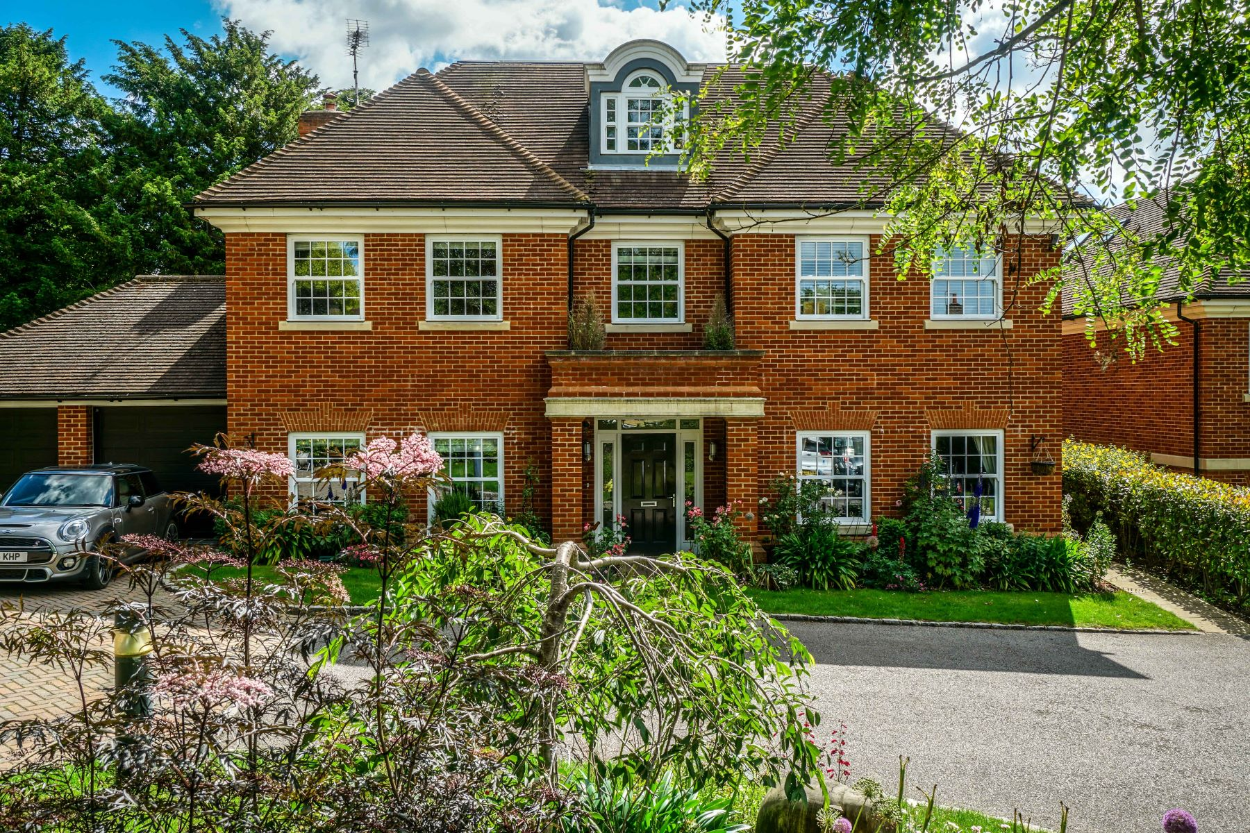 Single Family Homes for Sale at 1 Wychwood Close Oxshott Leatherhead, England KT22 0JA United Kingdom
