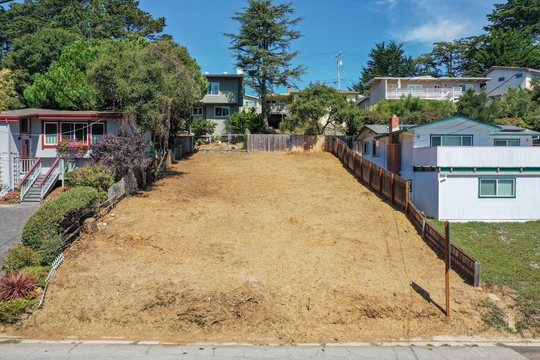 Land for Sale at Build Your Dream Home 519 Sumner Avenue Aptos, California 95003 United States