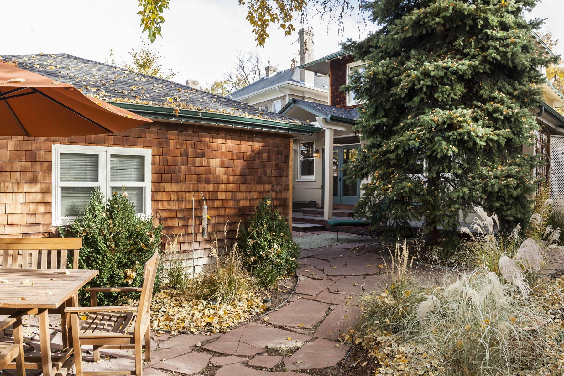 Additional photo for property listing at Wonderful Colors Inside And Out 431 N Marion St Denver, Colorado 80218 United States