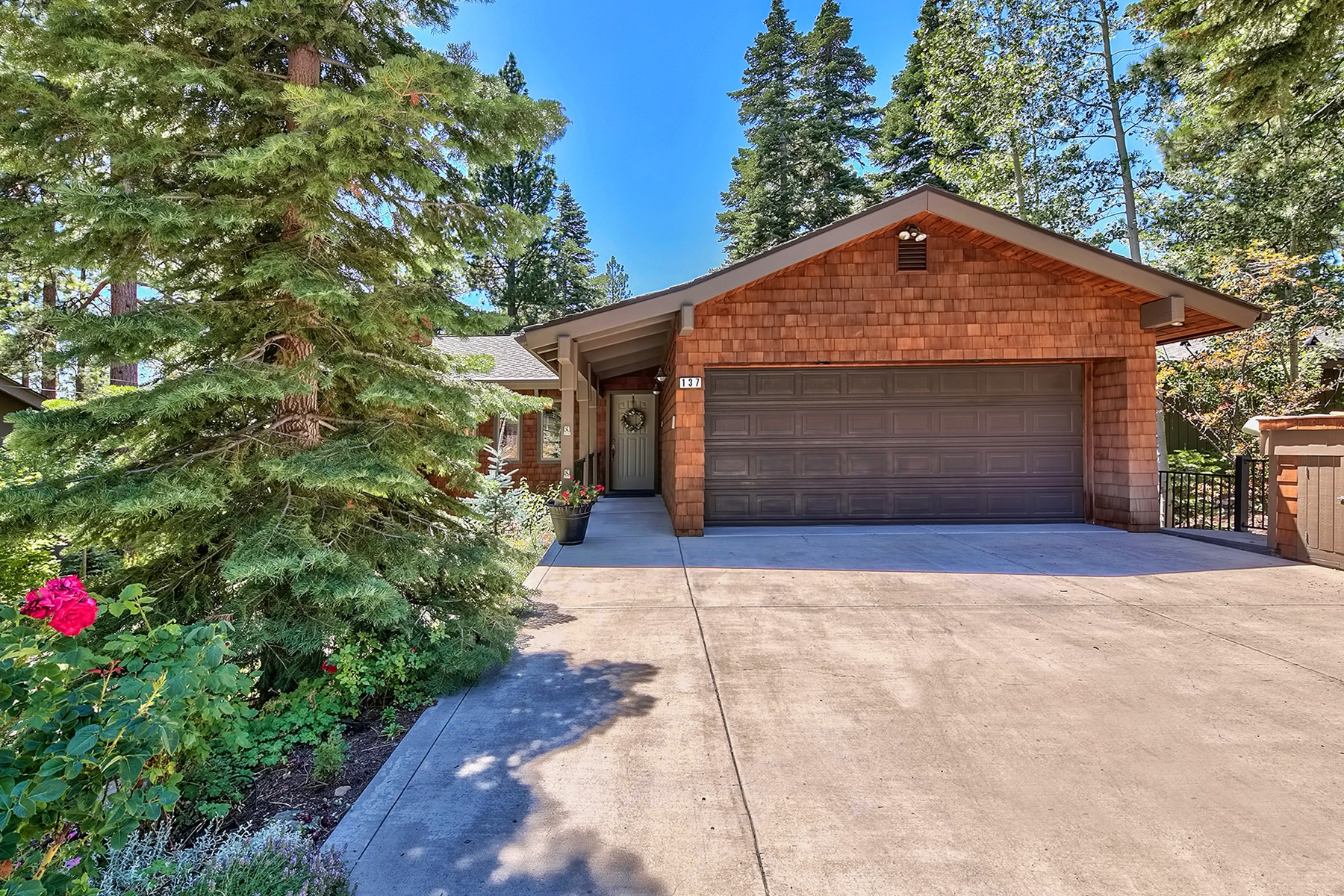 Single Family Home for Active at 137 Marlette Drive, Tahoe City, CA 137 Marlette Drive Tahoe City, California 96145 United States