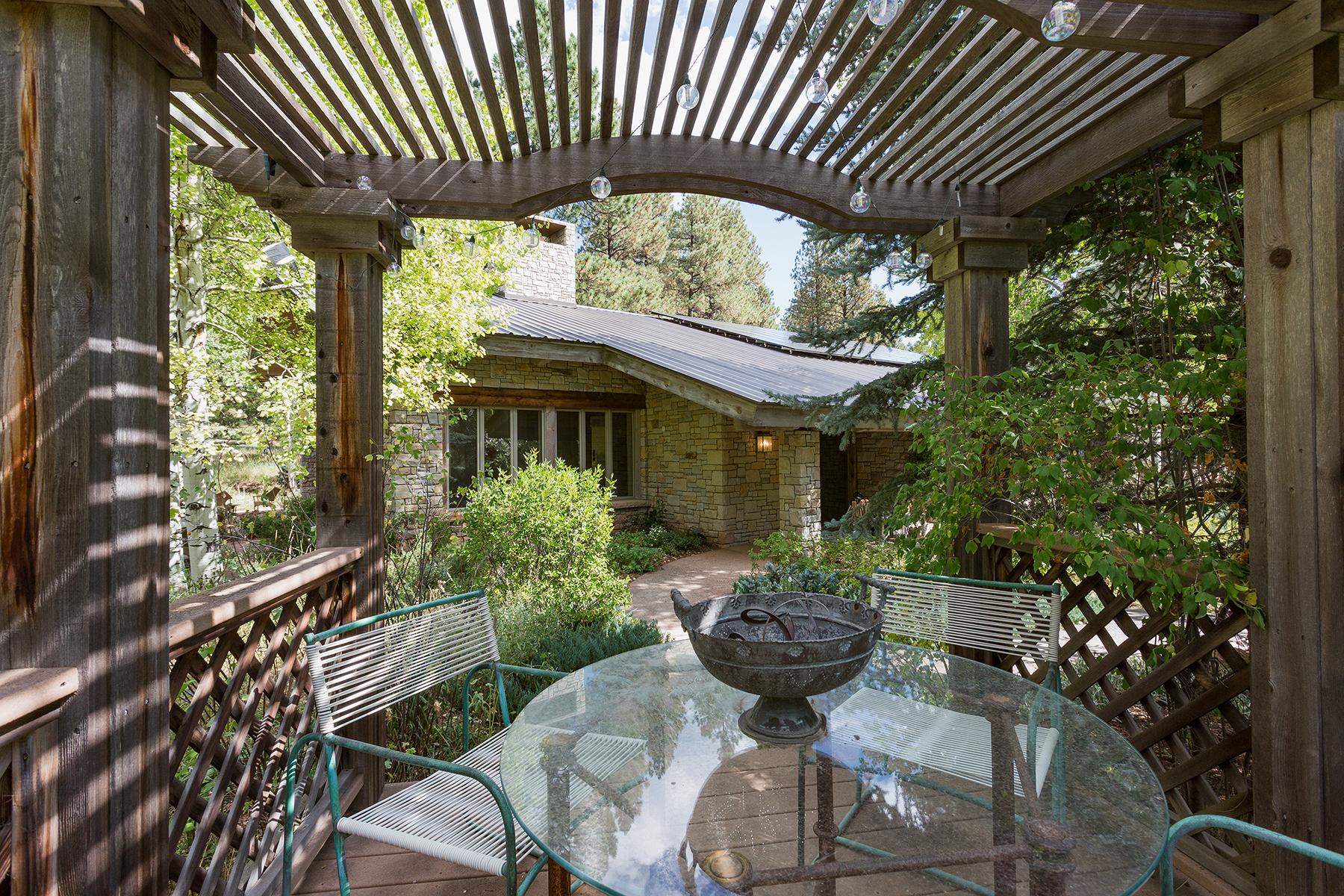 Maison unifamiliale pour l Vente à 47 Mason Cabin Road 47 Mason Cabin Road Durango, Colorado 81301 États-Unis