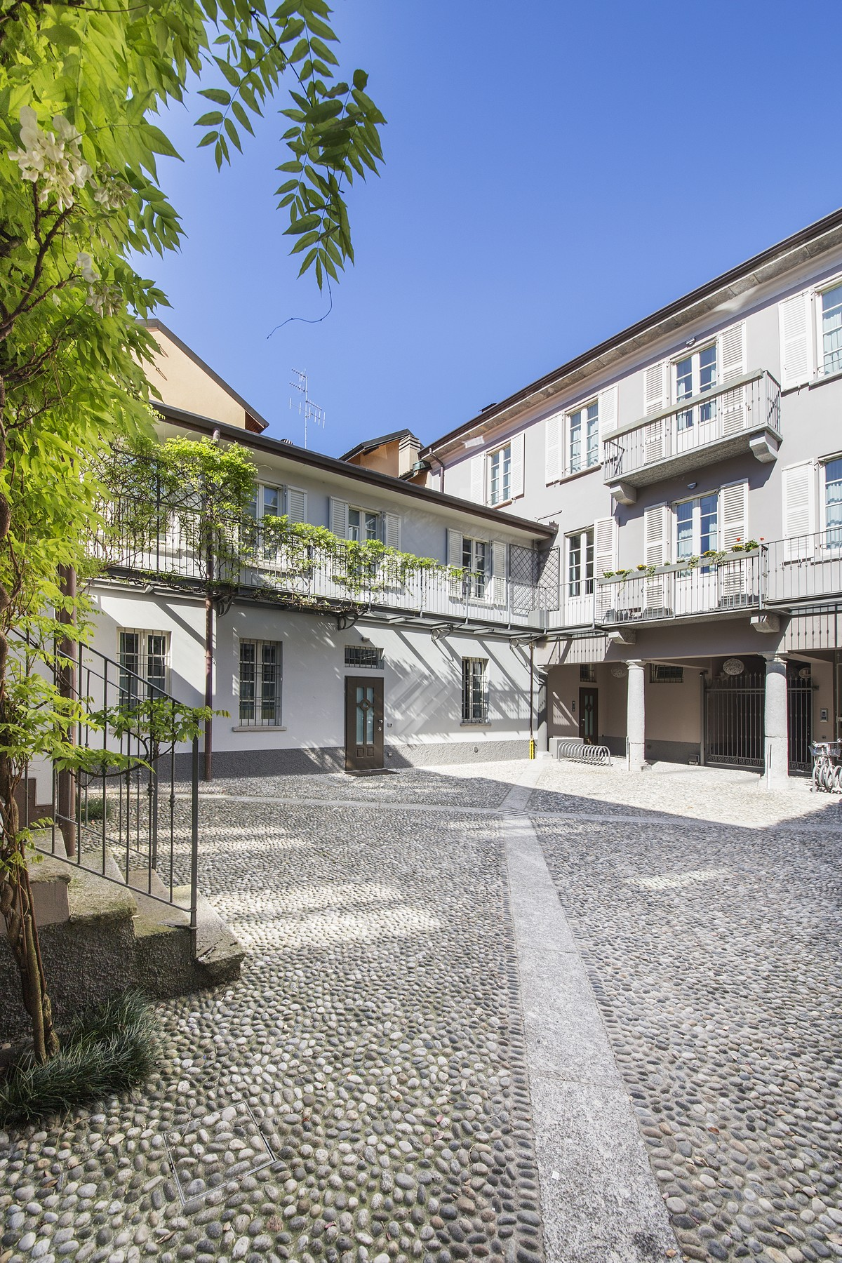 Single Family Home for Sale at Magnificent property in one of the most valuable areas of the historical center Via Giovio Como, Como 22100 Italy