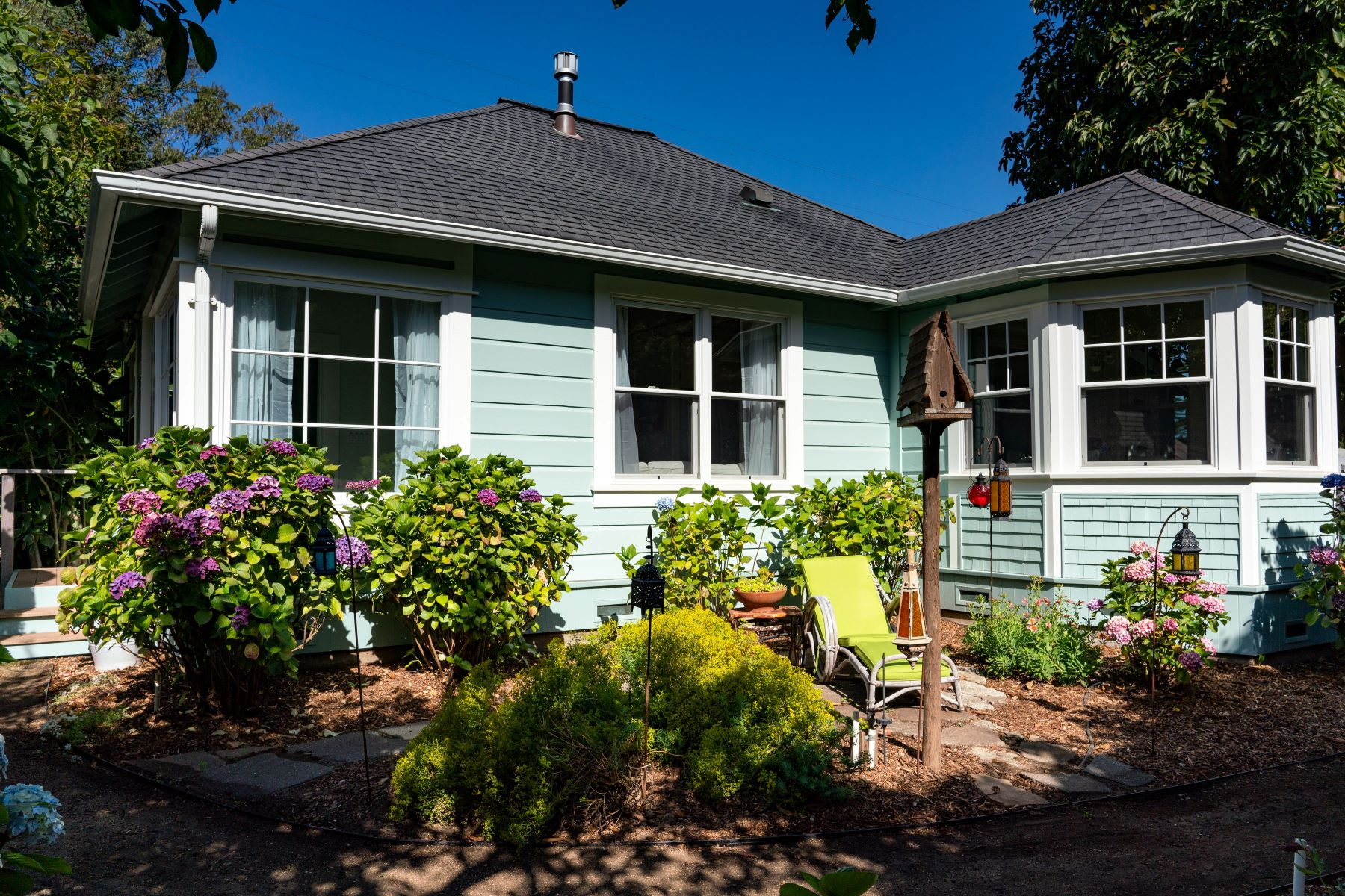 Single Family Homes for Sale at Albion Coastal Cottage 3700 Albion Little River Rd Albion, California 95410 United States