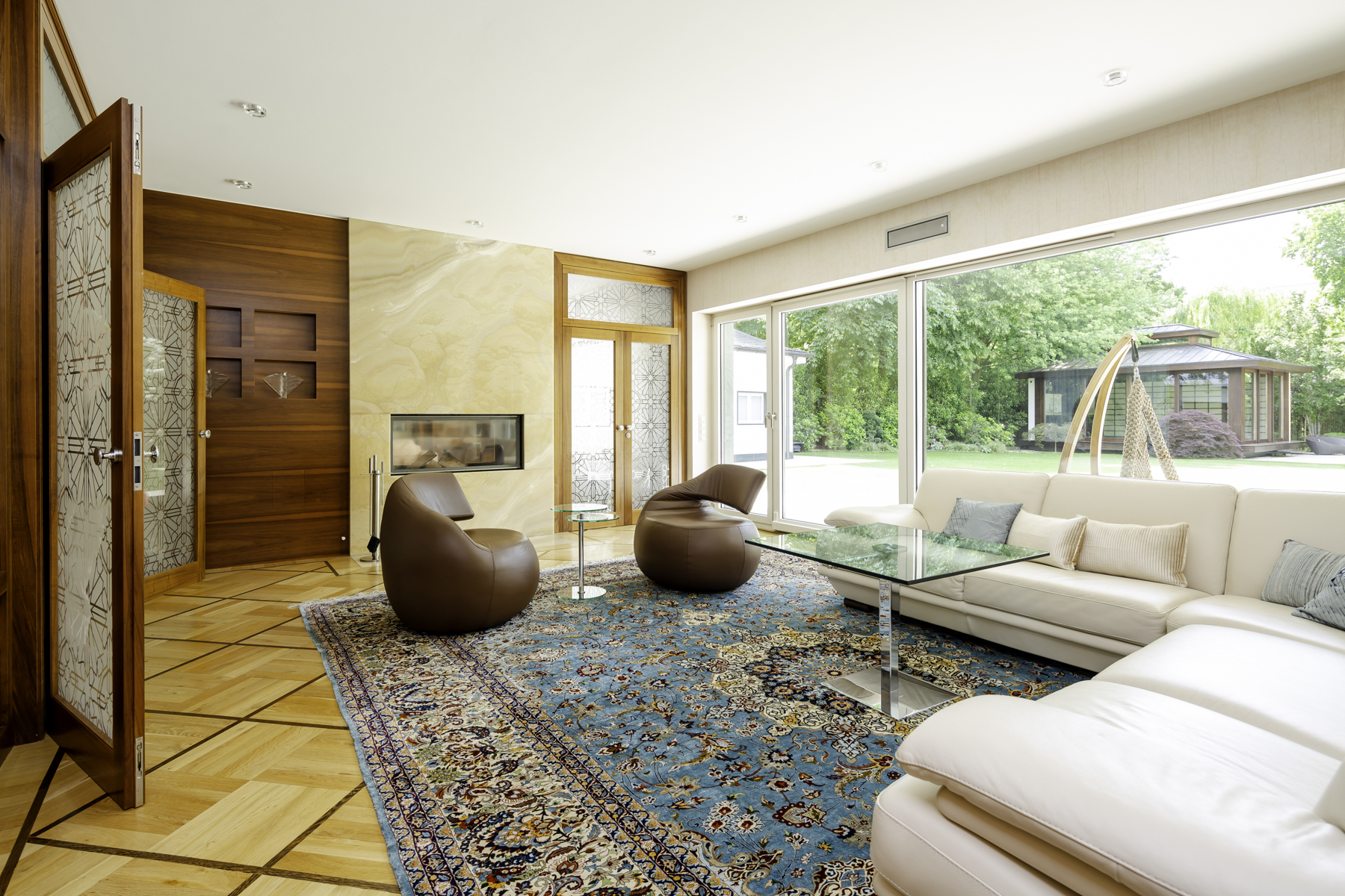 """Single Family Homes for Sale at Luxurious property in the """"Diplomats' Quarter Frankfurt, Hessen 60487 Germany"""