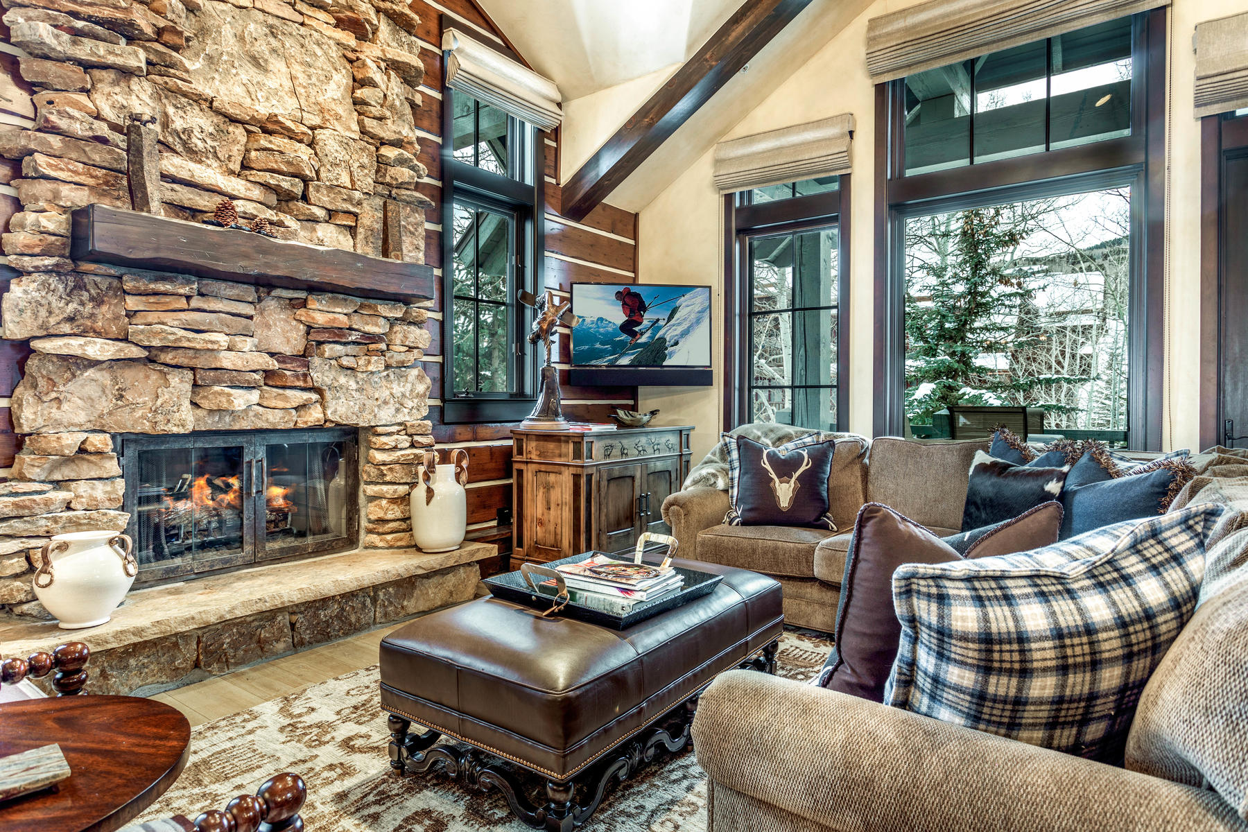 townhouses for Sale at Buckhorn Townhome #F3 294 Bachelor #F3 Beaver Creek, Colorado 81620 United States