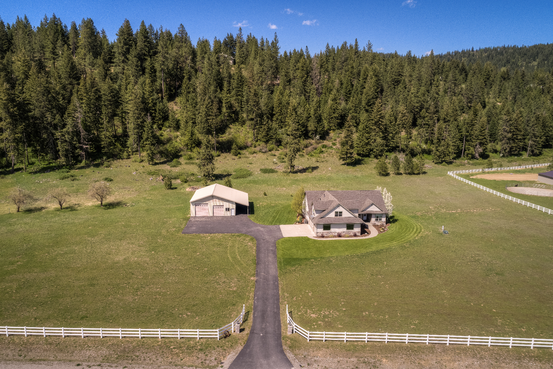 Single Family Home for Active at Elkhorn Ranch Estates 22934 N Ranch View Rathdrum, Idaho 83858 United States