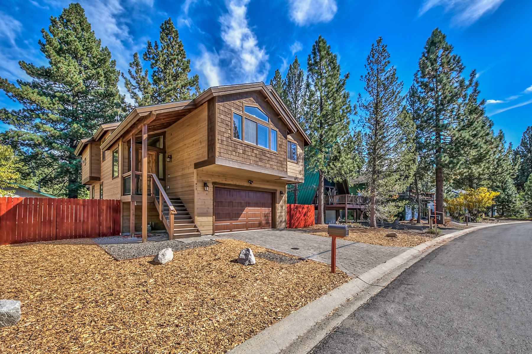 Single Family Home for Active at 917 Creekwood Drive, South Lake Tahoe, CA 96150 917 Creekwood Drive South Lake Tahoe, California 96150 United States