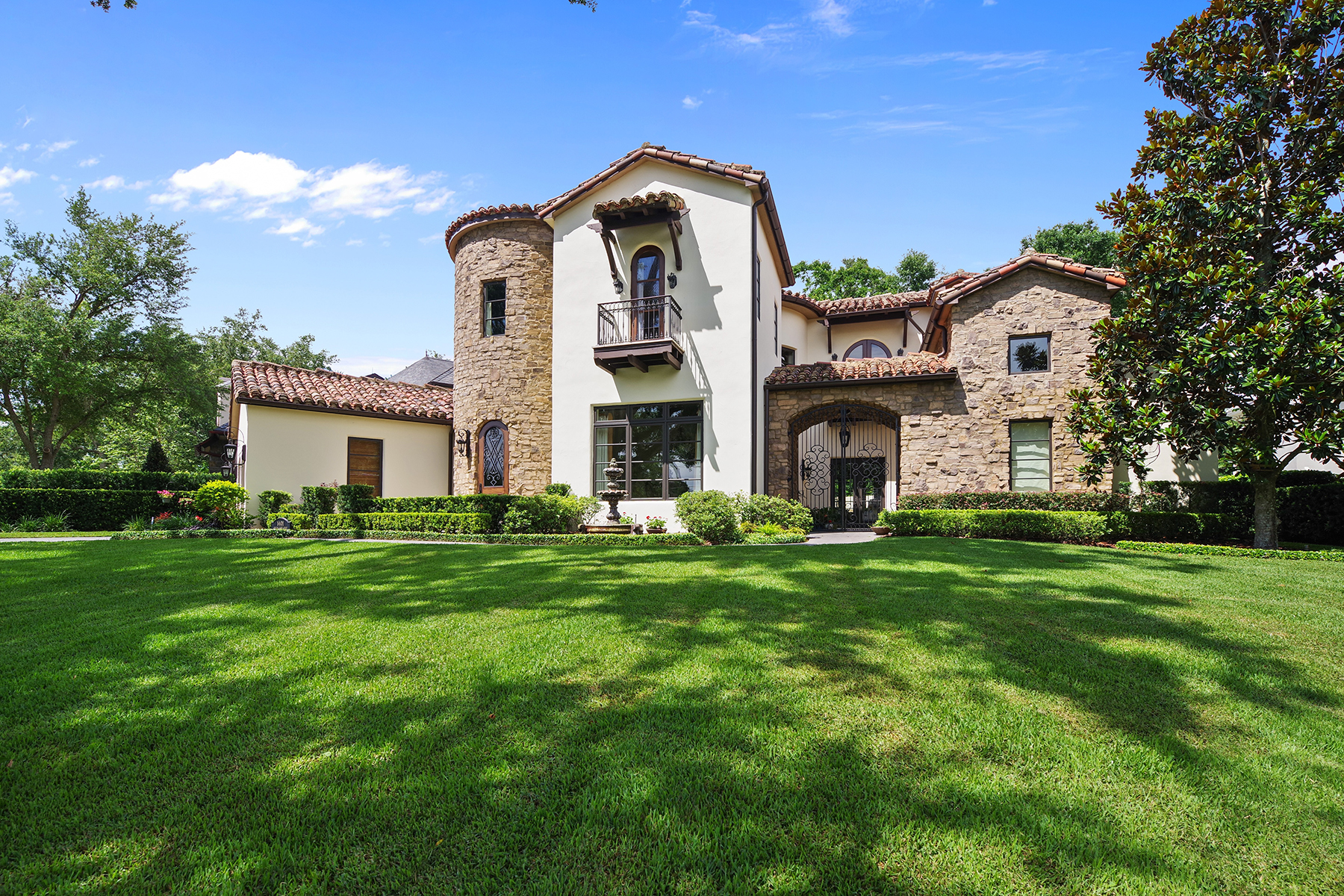 Single Family Homes for Sale at Winter Park 1401 Green Cove Rd Winter Park, Florida 32789 United States