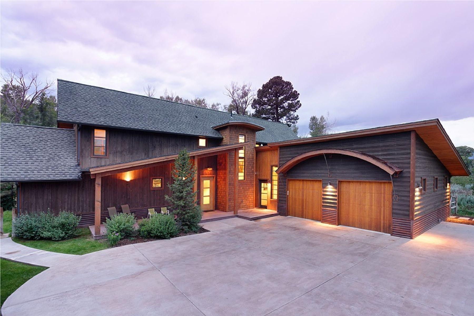 Moradia para Venda às Blue Creek Ranch 44 Choke Cherry Court Carbondale, Colorado, 81623 Estados Unidos