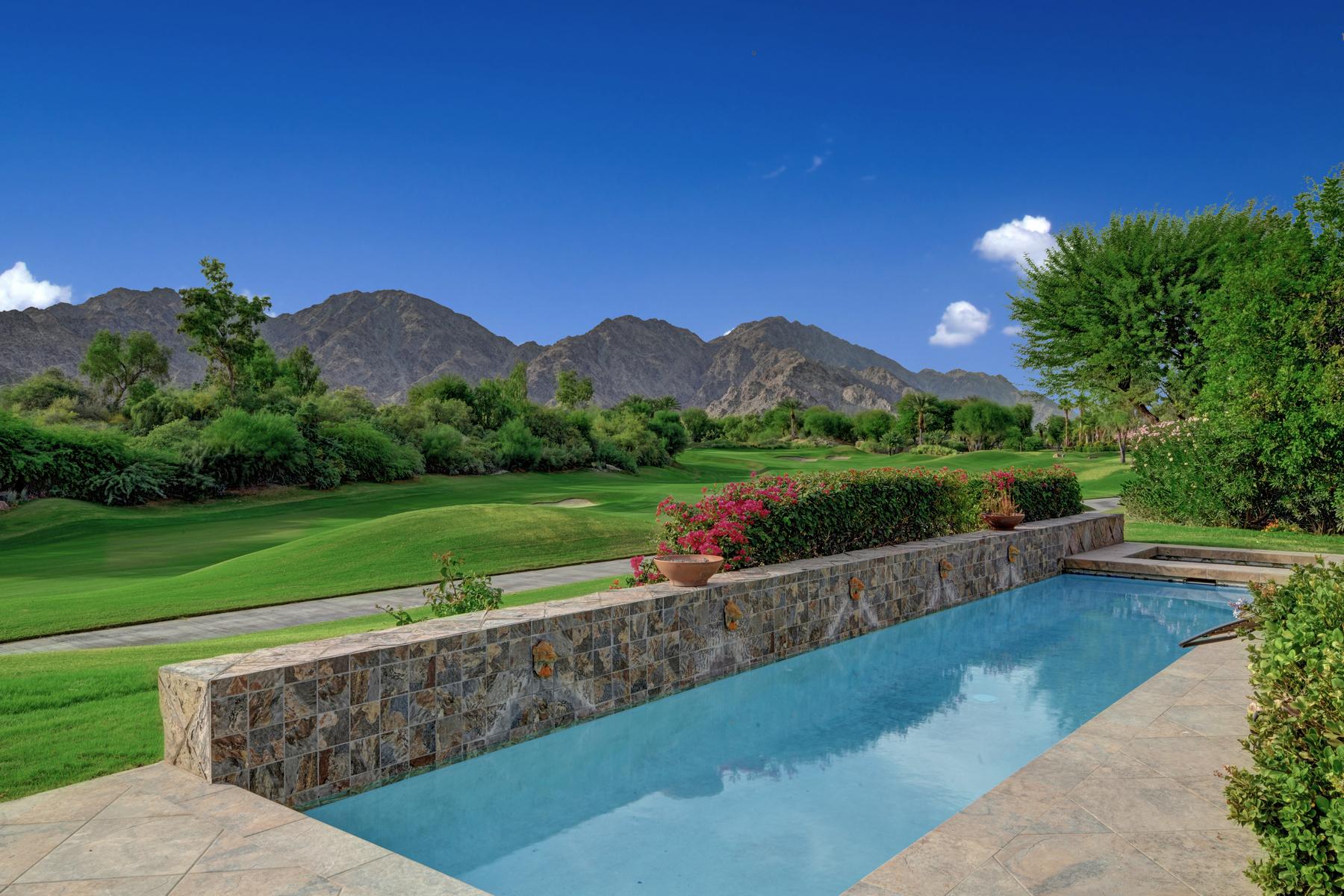 Single Family Homes for Sale at 57771 Interlachen La Quinta, California 92253 United States
