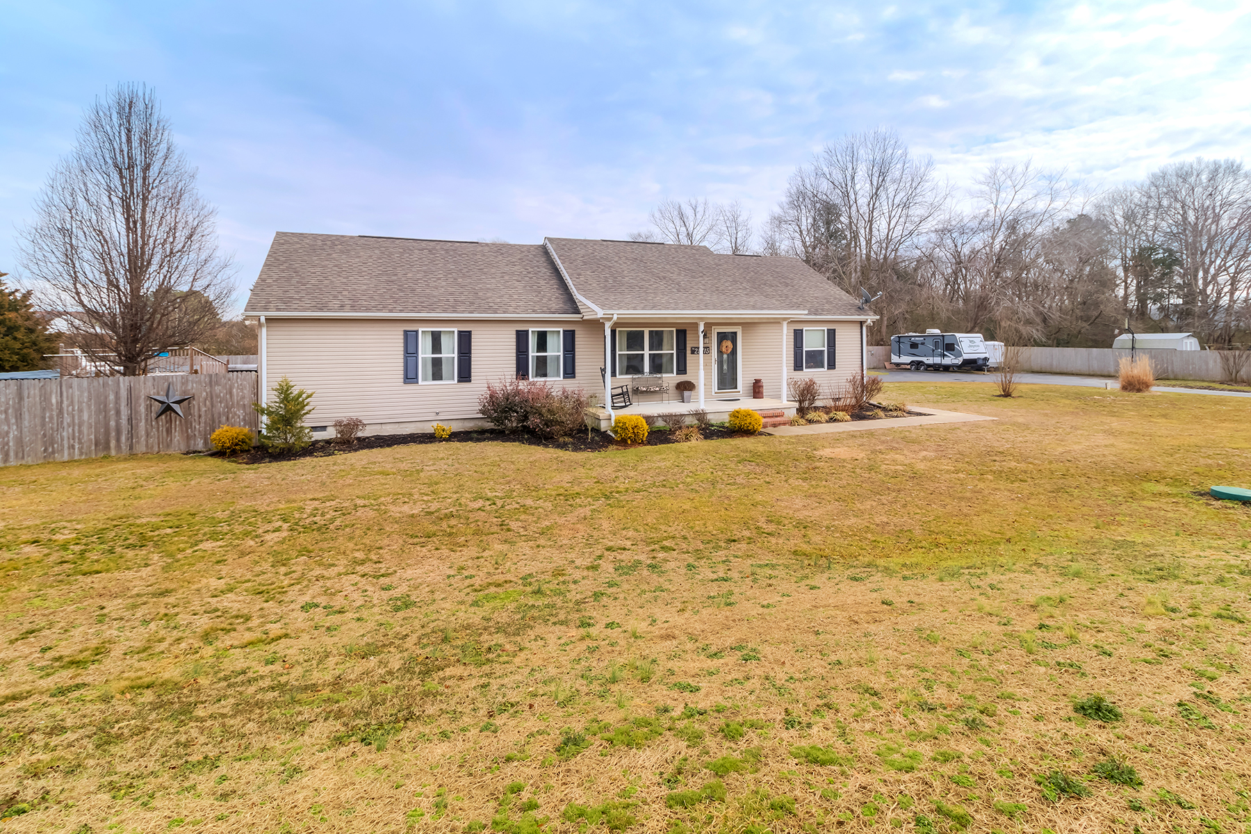Single Family Home for Sale at 25715 Line Rd , Seaford, DE 19973 25715 Line Rd Seaford, Delaware 19973 United States