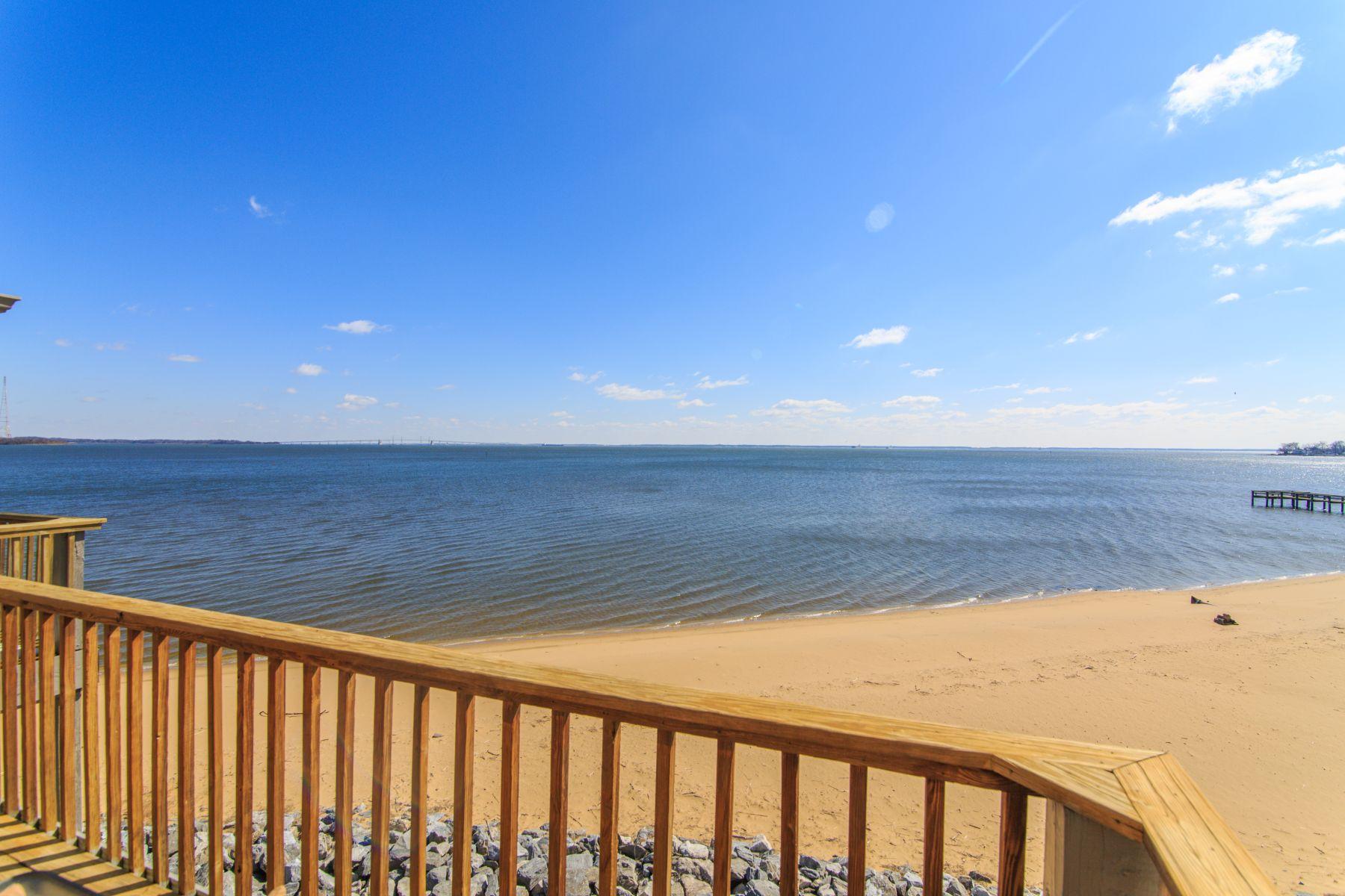 Stadthaus für Verkauf beim 2181 Chesapeake Harbour Drive E, Annapolis 2181 E Chesapeake Harbour Dr Annapolis, Maryland, 21403 Vereinigte Staaten
