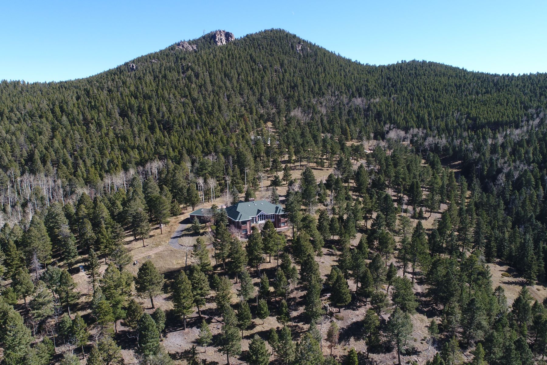 Additional photo for property listing at Ideally situated on 338± pristine acres of land! 26271 Richmond Hill Rd Conifer, Colorado 80433 United States