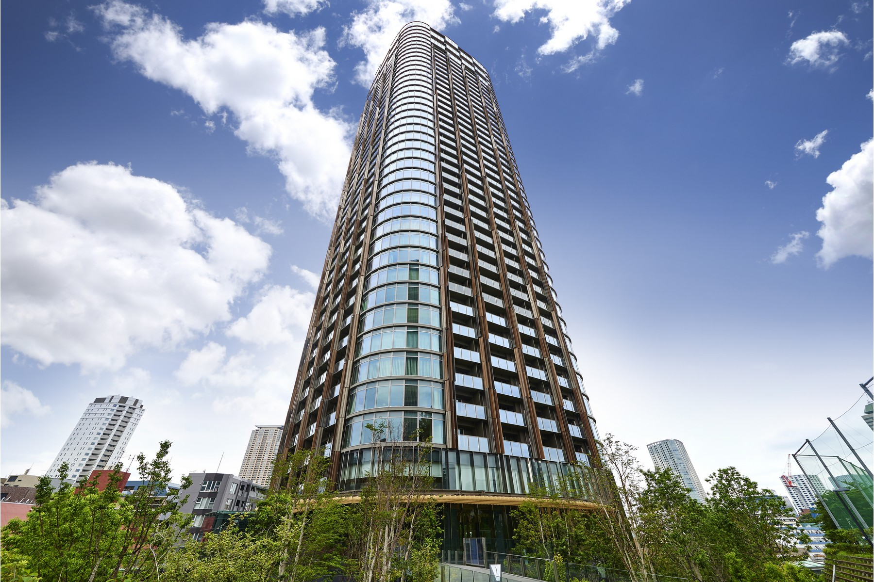 Condominium for Sale at Park Court Akasaka Hinokicho TheTower Minato-Ku, Tokyo Japan