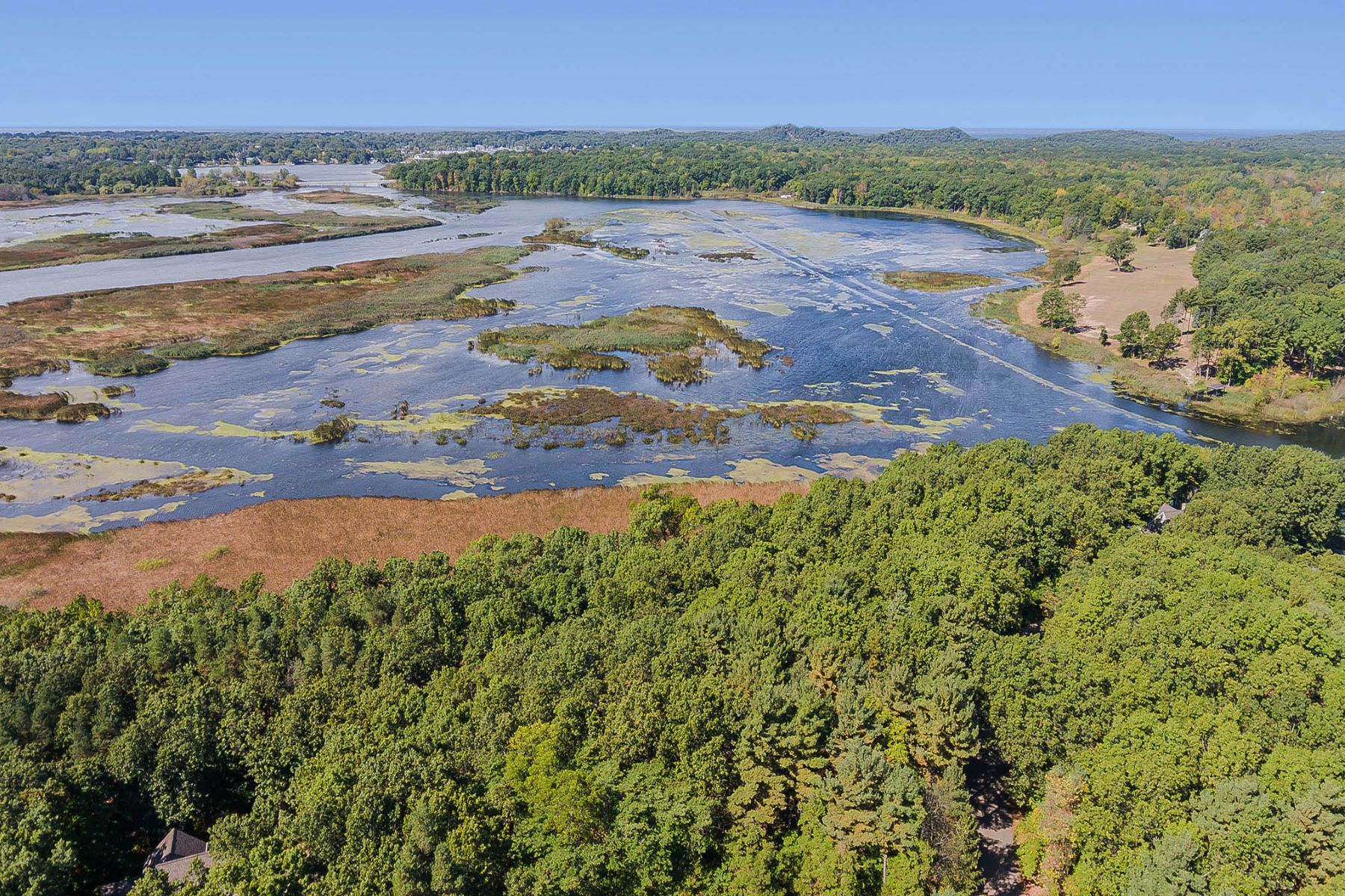 Land for Active at Inspired Riverfront Property 3138 Red Oak Drive Saugatuck, Michigan 49453 United States