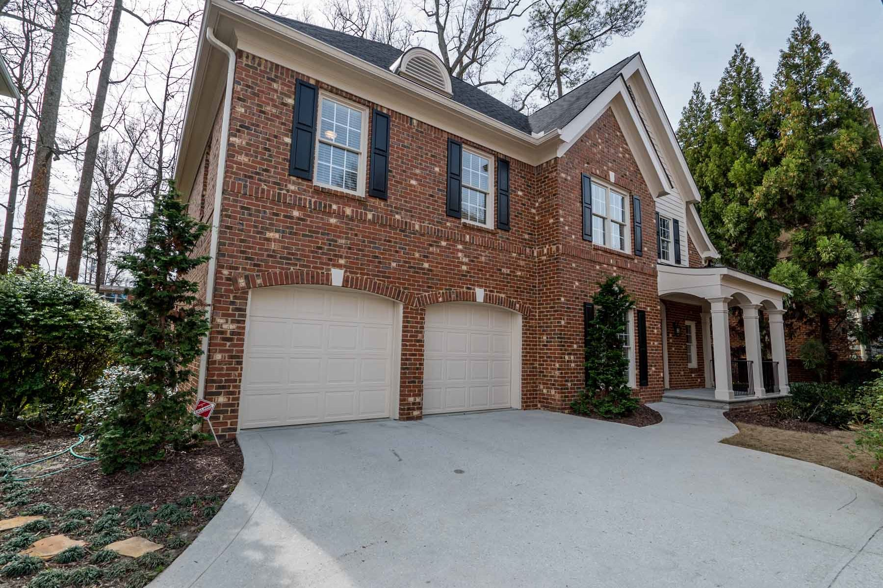 Single Family Home for Sale at This Is A Must See 1099 Fairway Gardens Atlanta, Georgia, 30319 United States