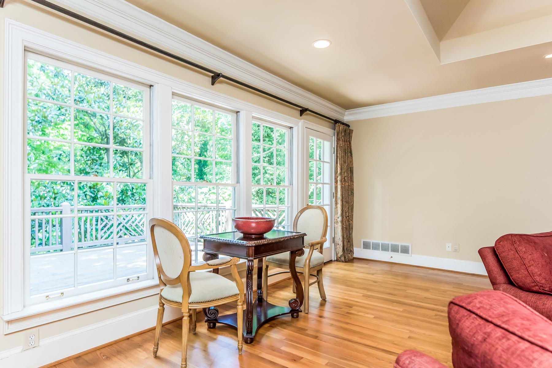 Additional photo for property listing at Buckhead 3985 Randall Mill Road NW Atlanta, Georgia 30327 United States