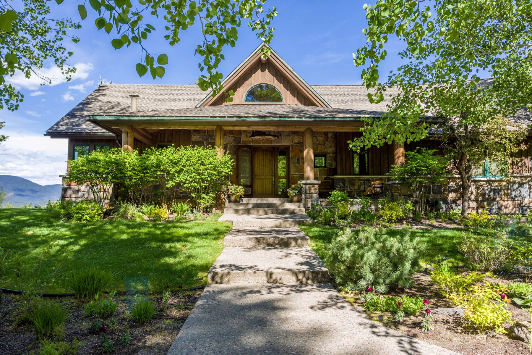 Single Family Homes for Sale at 300 Wolf Run Drive Whitefish, Montana 59937 United States