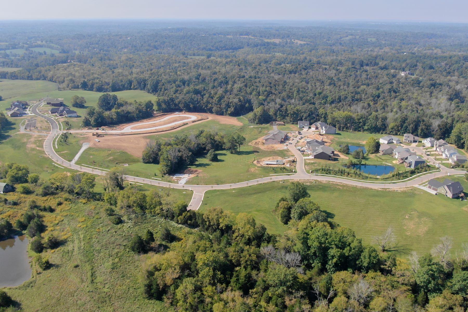Terreno por un Venta en Lot 104 - Catalpa Farms 104 Catalpa Farms Drive Fisherville, Kentucky 40023 Estados Unidos