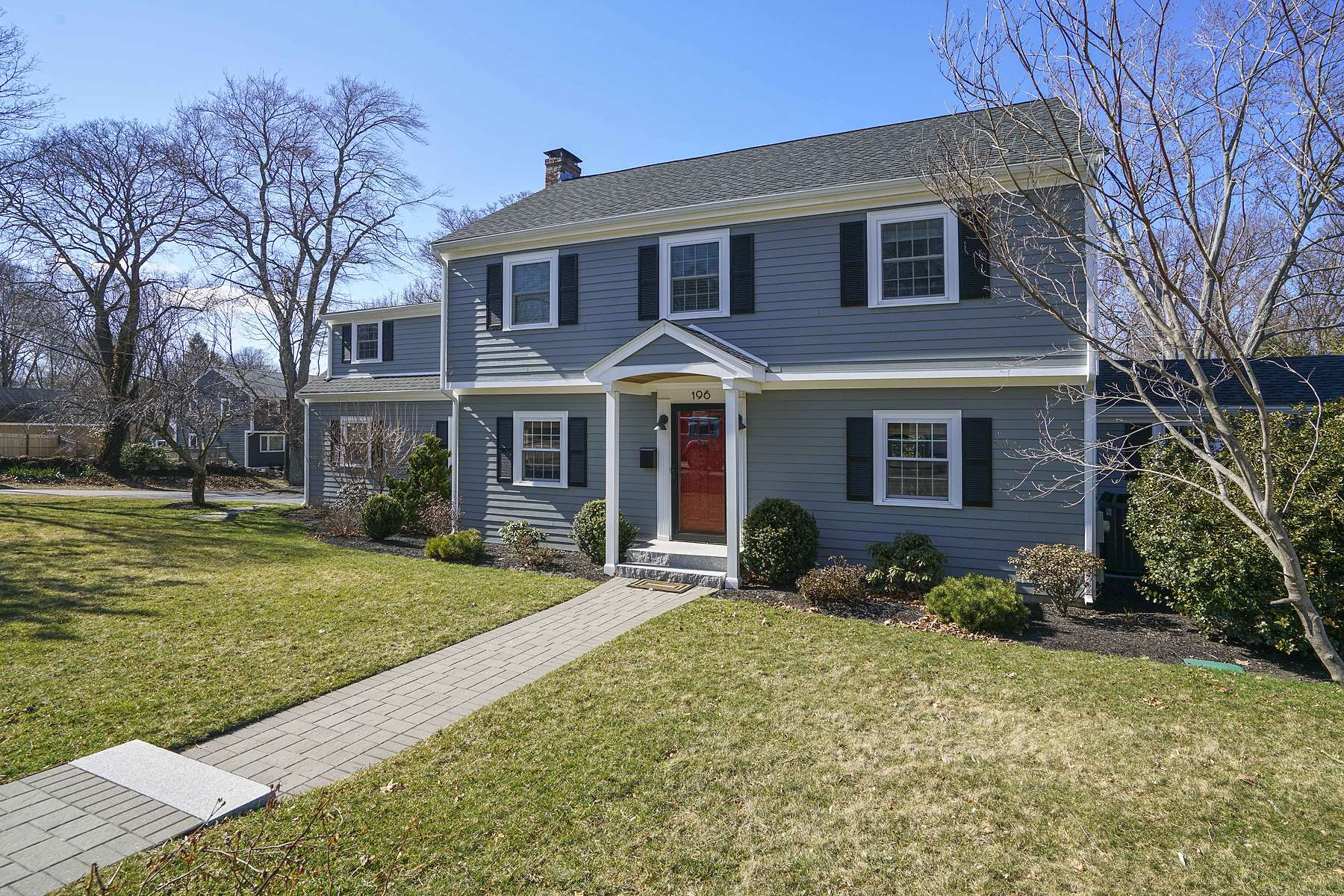 Single Family Home for Active at Fully Remodeled Colonial 196 Pleasant St Milton, Massachusetts 02186 United States