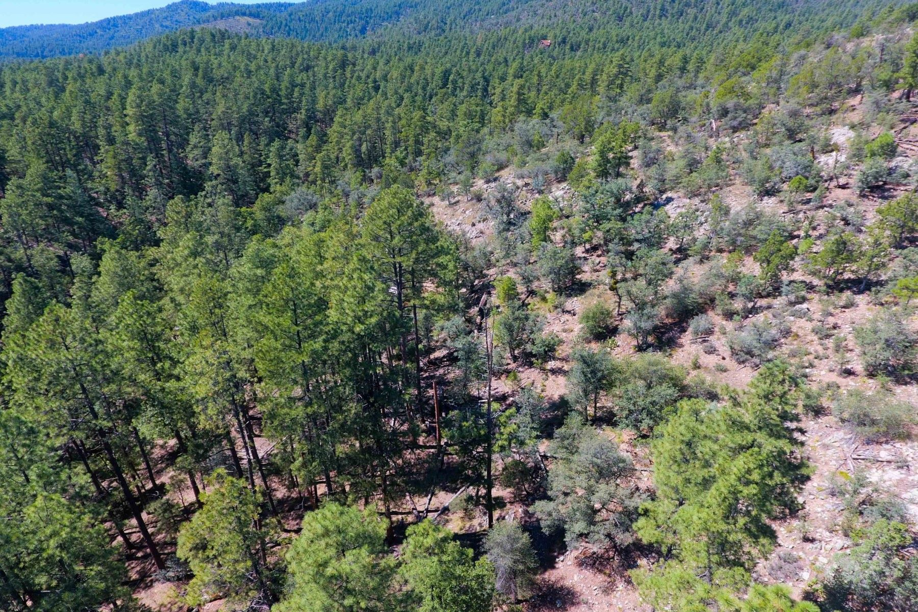 Land for Sale at Beautiful hillside lot in Prescott 5960 S Old Walker Road Prescott, Arizona, 86303 United States