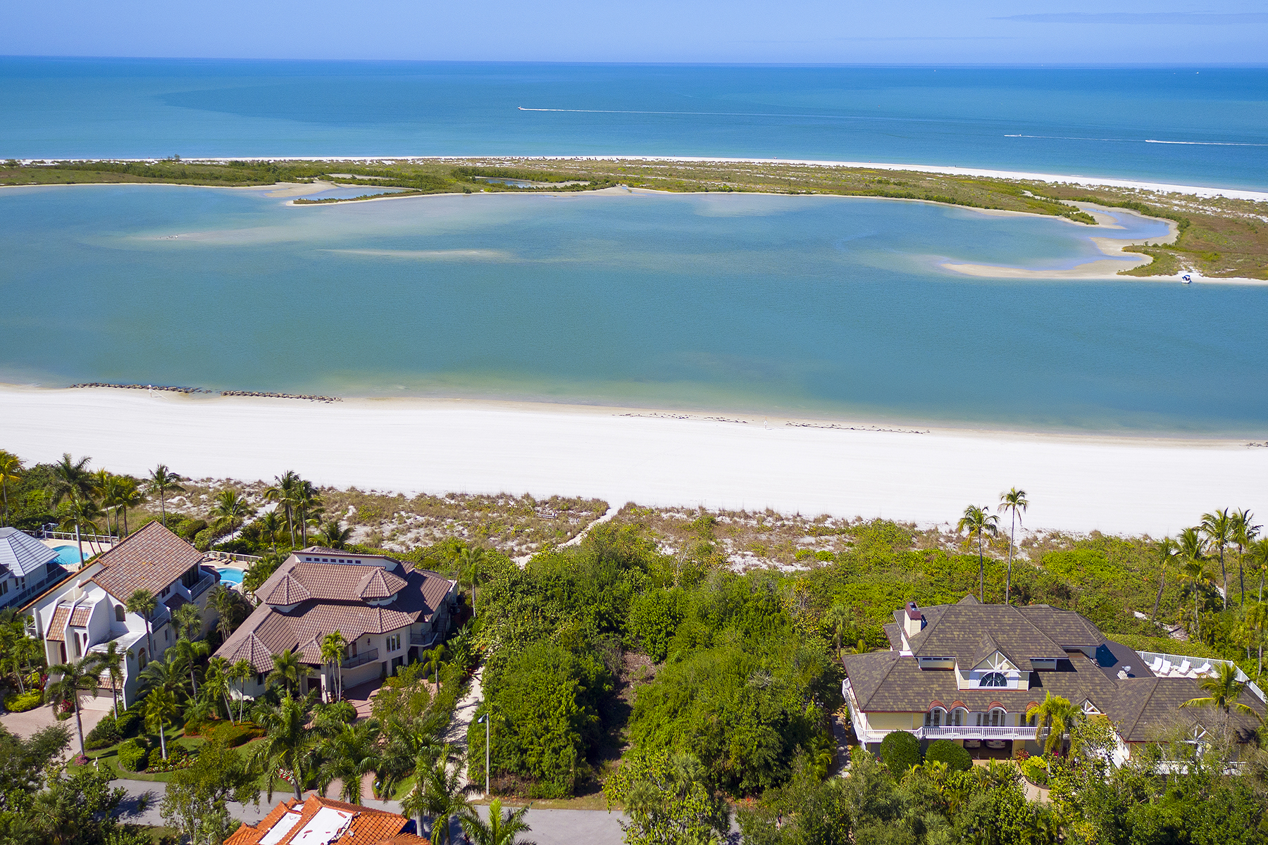 Land for Sale at HIDEAWAY BEACH 350 Seabreeze Drive Marco Island, Florida 34145 United States