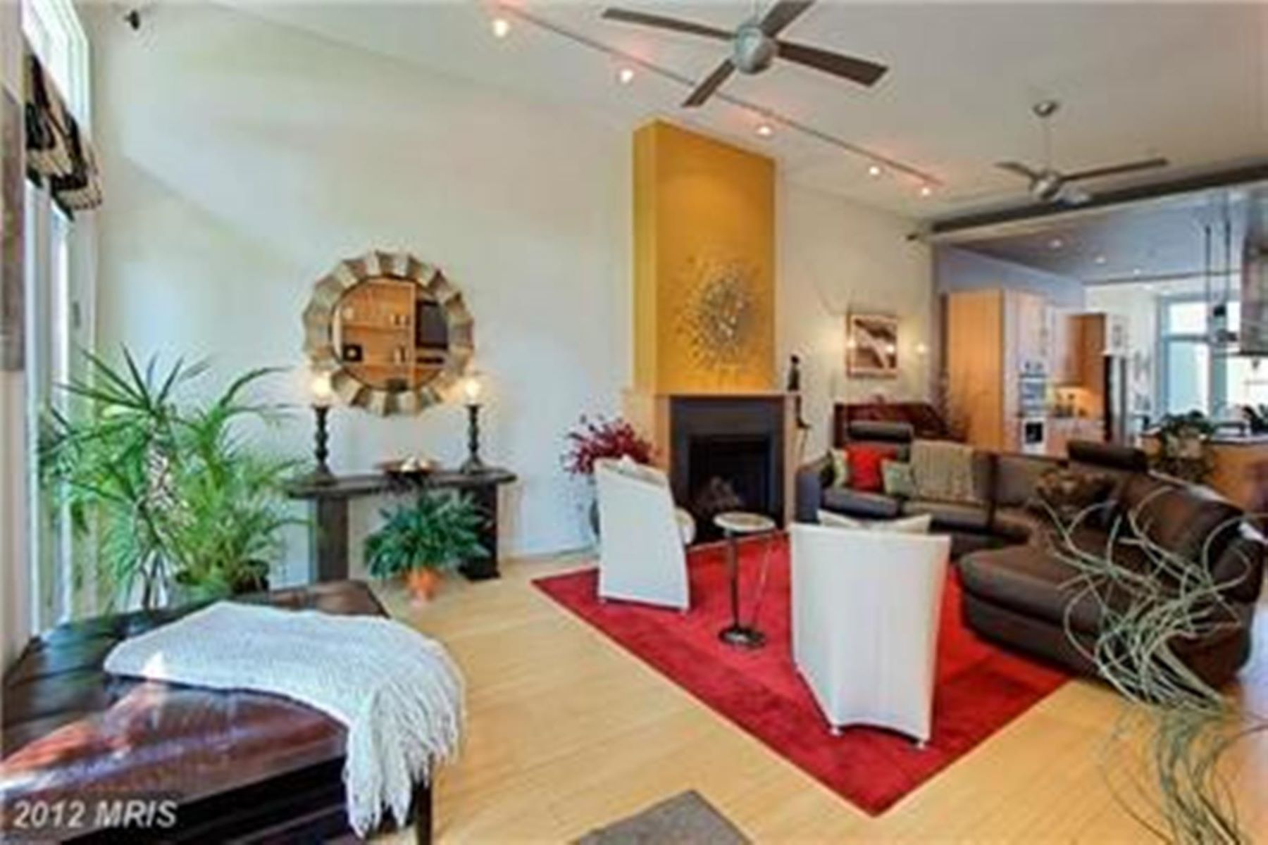 Condominium for Rent at 1621 12th St Nw #1 1621 12th St Nw #1 Washington, District Of Columbia 20009 United States