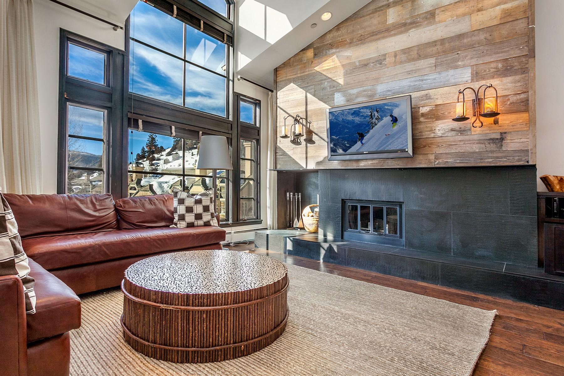 townhouses για την Πώληση στο Ski-in / Ski-out location with Mountain Views 380 Offerson Road #L3, Beaver Creek, Κολοραντο 81620 Ηνωμένες Πολιτείες