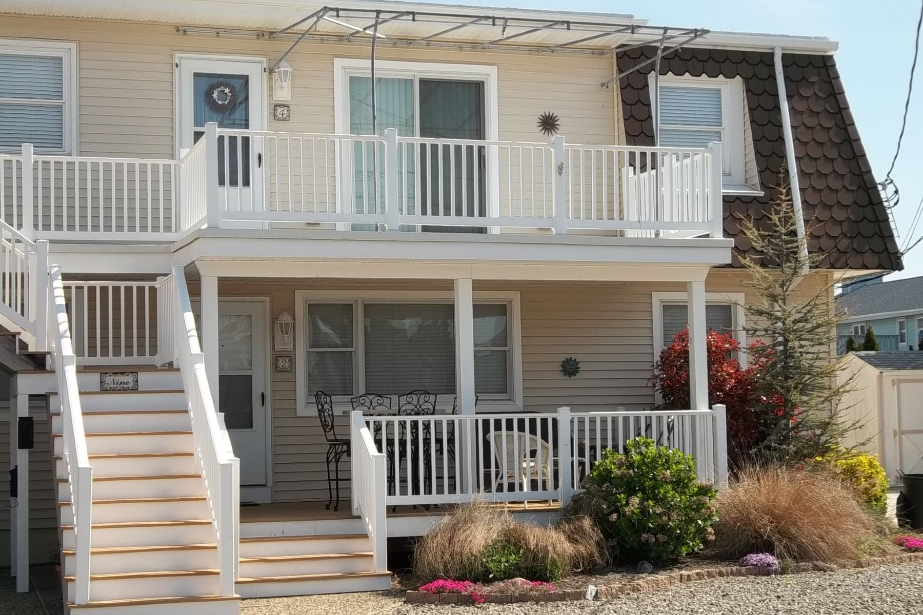Condominiums for Rent at 9 East 21st Street Unit 2, Avalon, New Jersey 08202 United States
