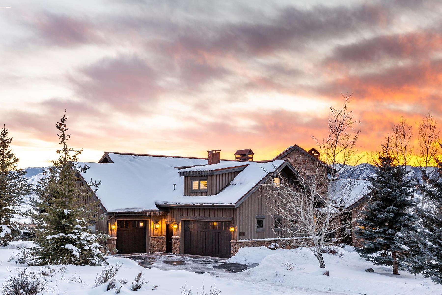 Single Family Homes por un Venta en Newly Updated With Breathtaking Views From Sunset Ridge 3016 Arrowhead Trail Park City, Utah 84098 Estados Unidos