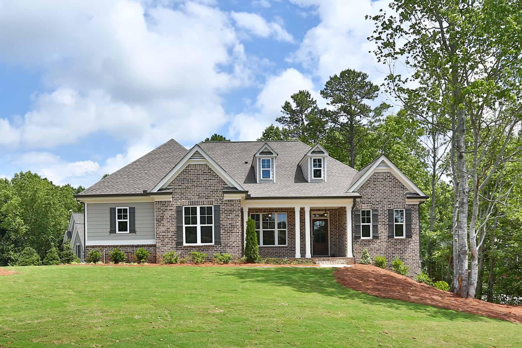 Einfamilienhaus für Verkauf beim Popular Ranch Home With Basement 3810 Bishops Walk Cumming, Georgia, 30041 Vereinigte Staaten
