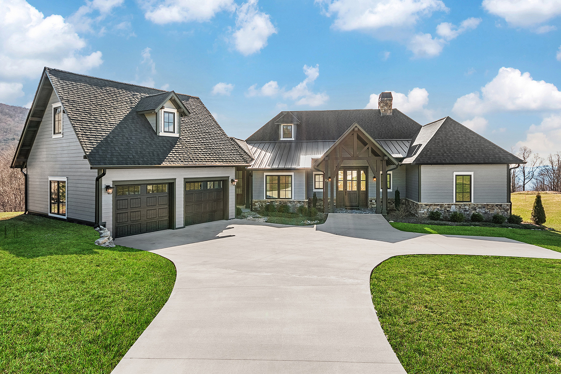 Single Family Homes vì Bán tại GRAND HIGHLANDS BEARWALLOW 23 Thunder Mountain Rd, Hendersonville, Bắc Carolina 28792 Hoa Kỳ
