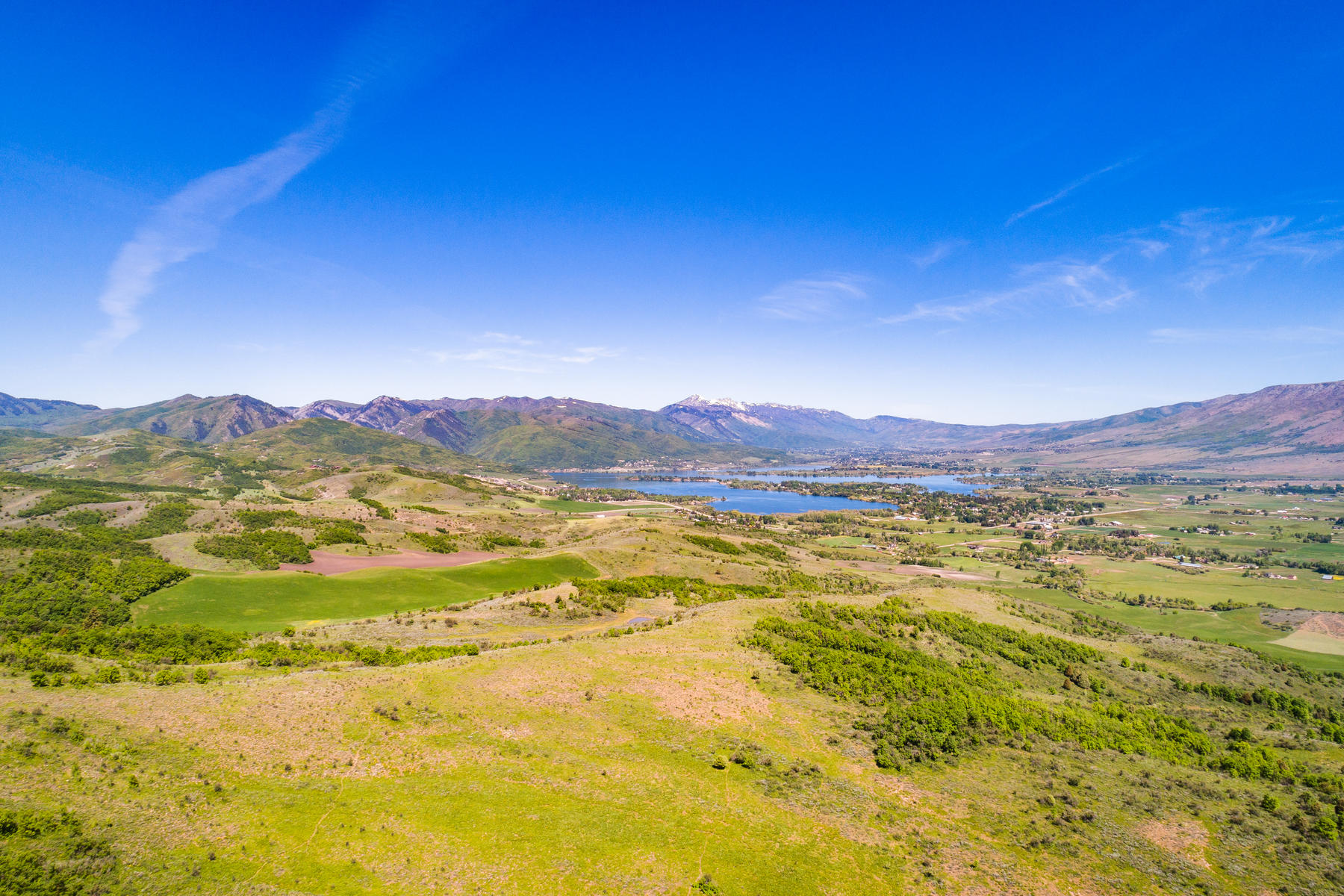 Land for Sale at Panoramic Views from 57 Acres A Top Ogden Valley 2313 S West Ridge Rd Lot 6 Huntsville, Utah 84317 United States