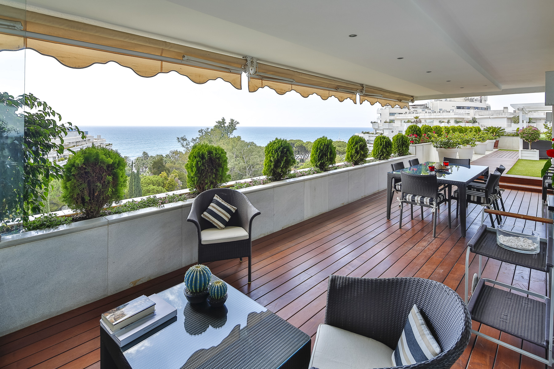 Apartments for Sale at Luxury Penthouse with Stunning Sea and Mountains Views in Marbella Golden Apple Marbella, Andalucia Spain