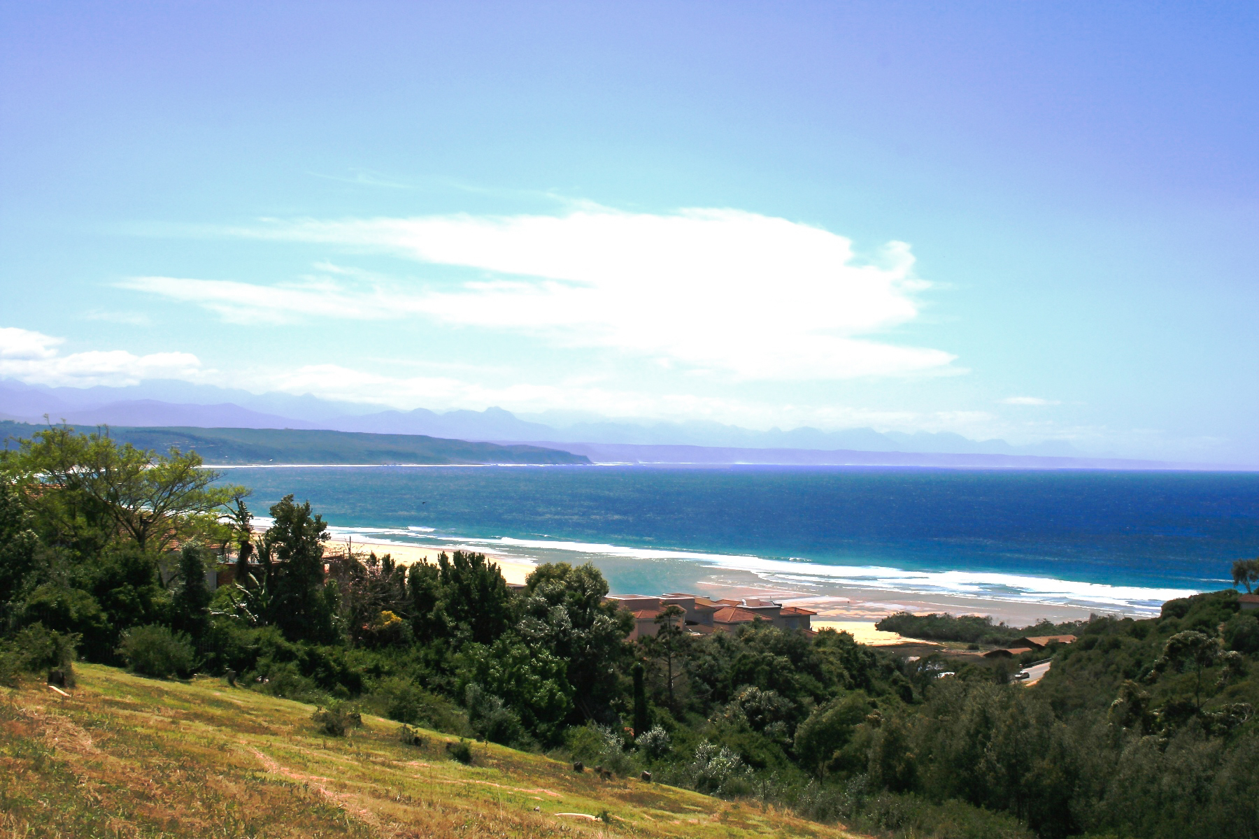 Land for Sale at Great Sea View Site in a Private Estate Plettenberg Bay, Western Cape, 6600 South Africa