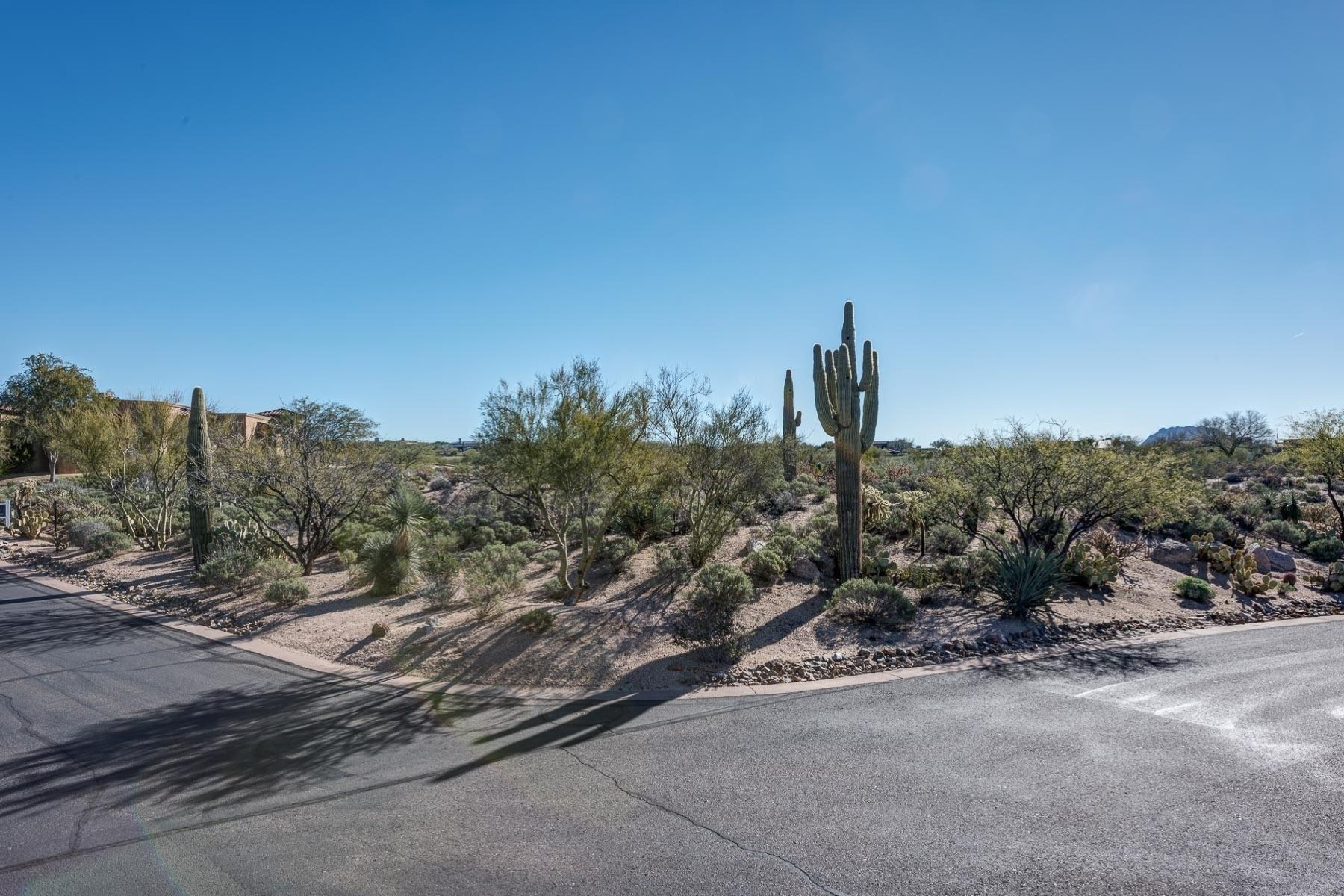 Land for Sale at Beautiful 2nd fairway lot with views of the 3rd fairway 37981 N 104th Pl #57 Scottsdale, Arizona, 85262 United States