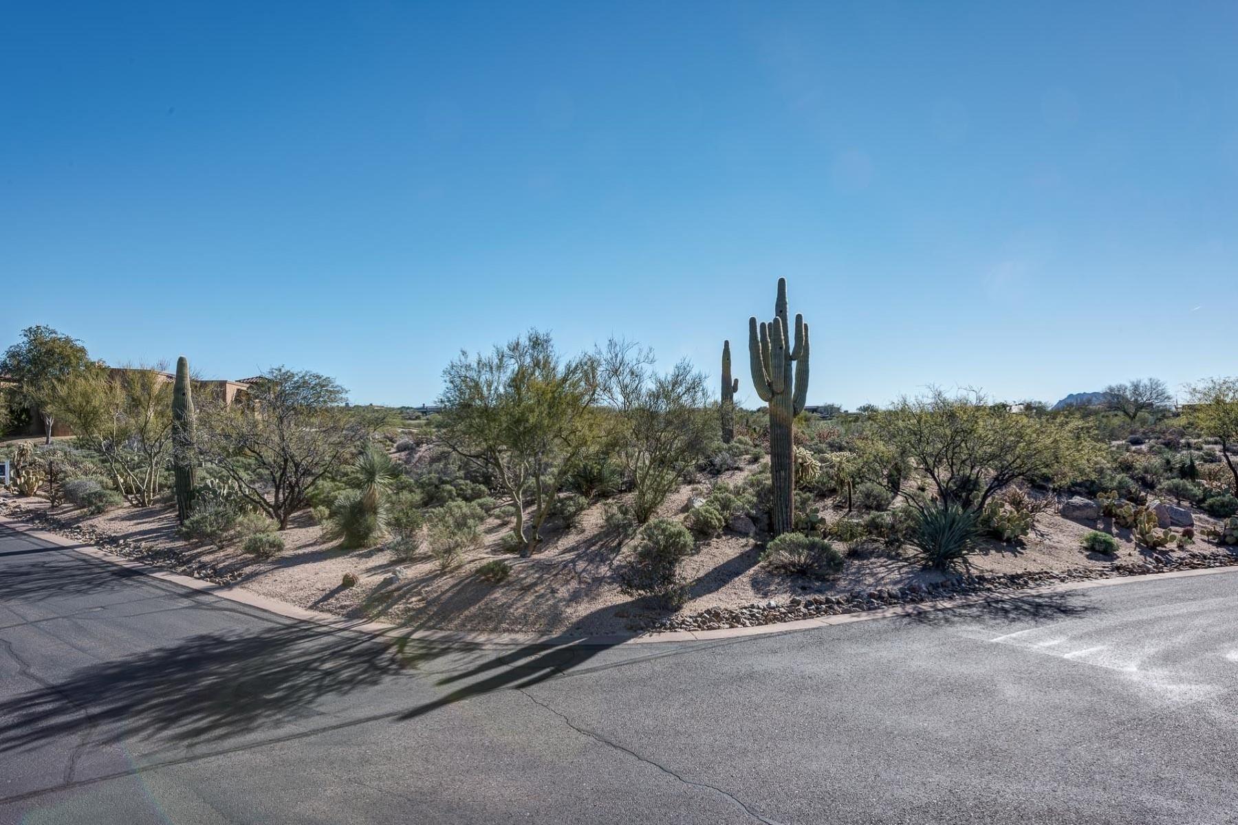 Terreno para Venda às Beautiful 2nd fairway lot with views of the 3rd fairway 37981 N 104th Pl #57, Scottsdale, Arizona, 85262 Estados Unidos