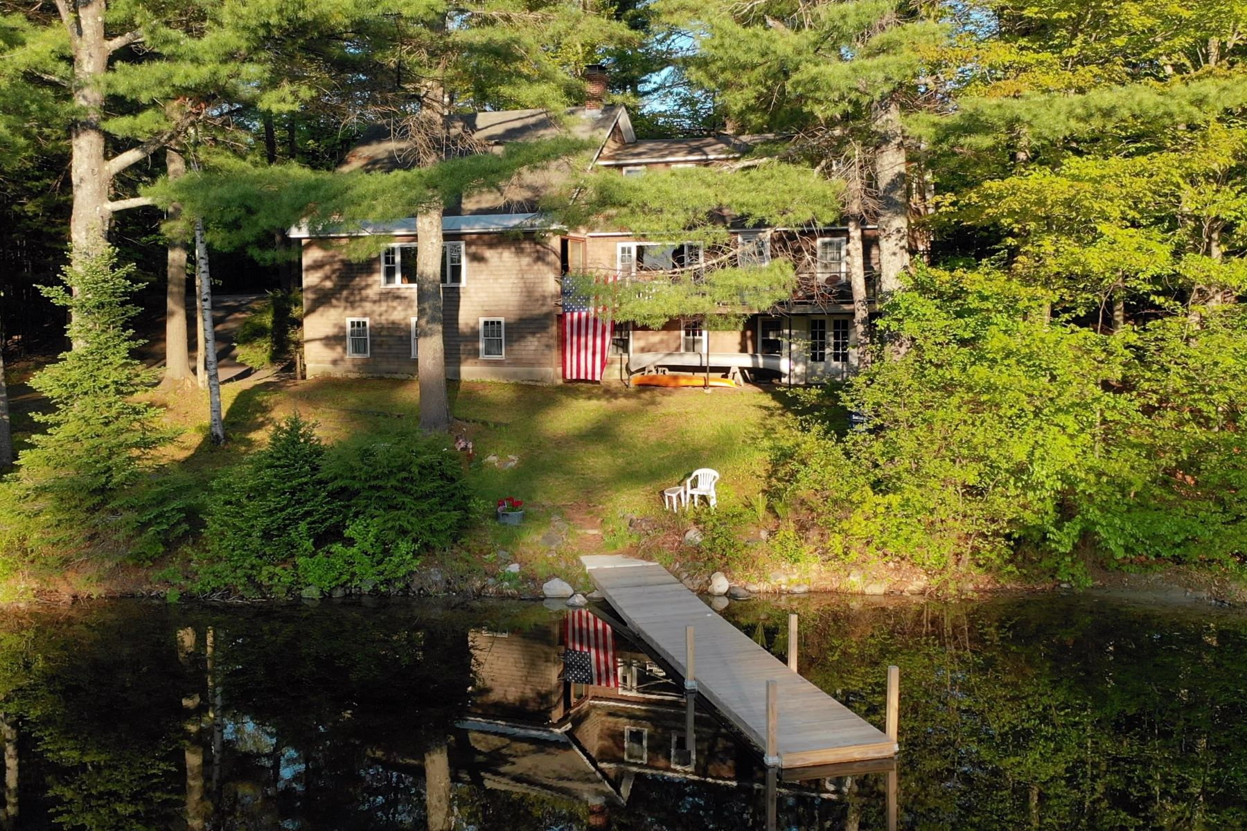 Single Family Homes for Active at 1745 Little Sunapee Road New London, New Hampshire 03257 United States