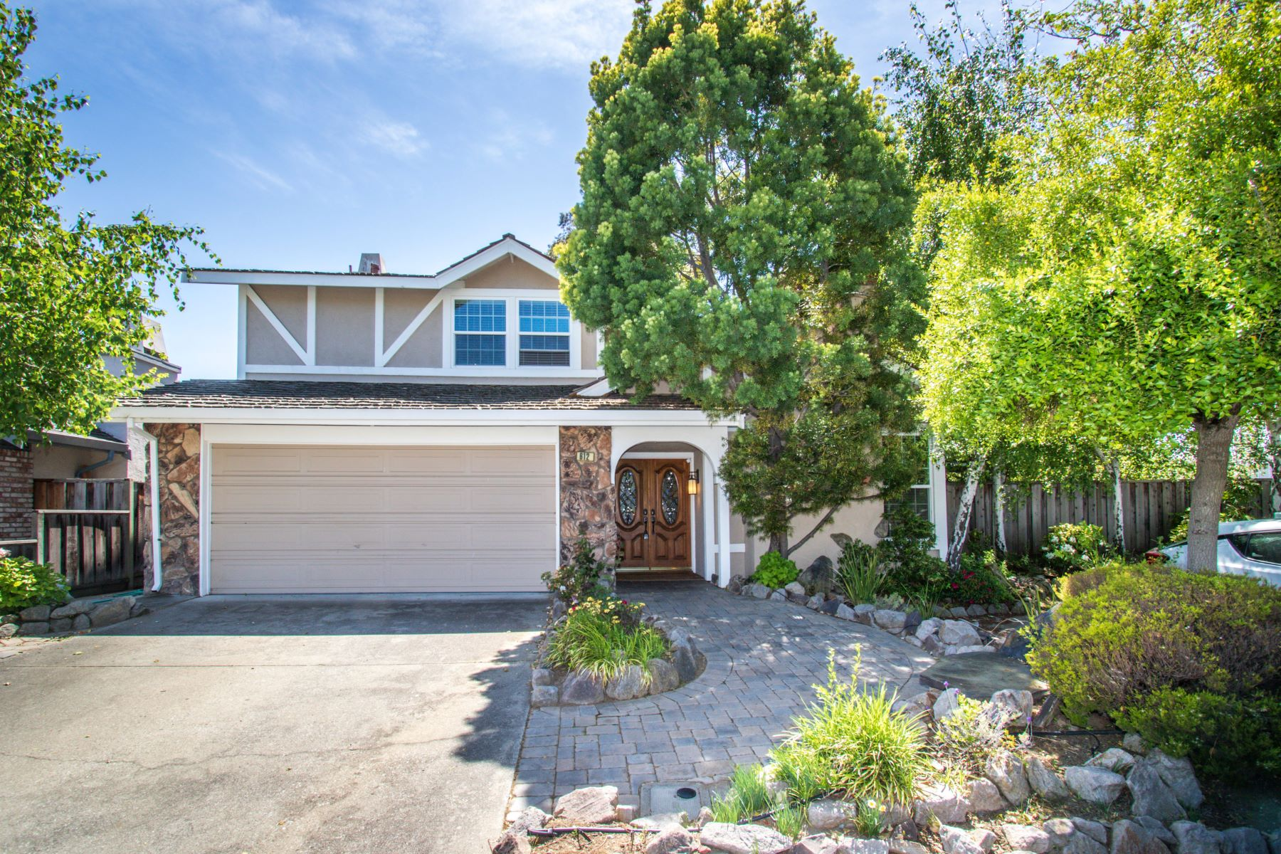 Single Family Homes for Sale at Stunning Sea Colony Home! 612 Cornwallis Lane Foster City, California 94404 United States