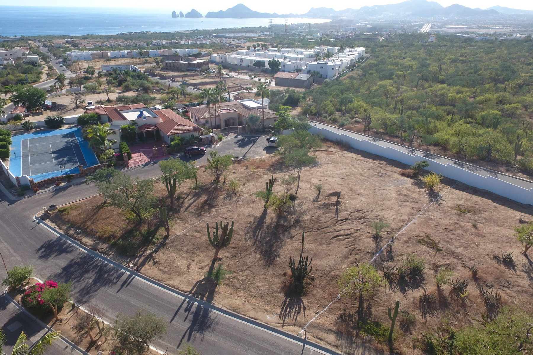 Land for Sale at Lote 6F Rancho Paraiso Lote 6F Paseo San Jorge Cabo San Lucas, 23454 Mexico
