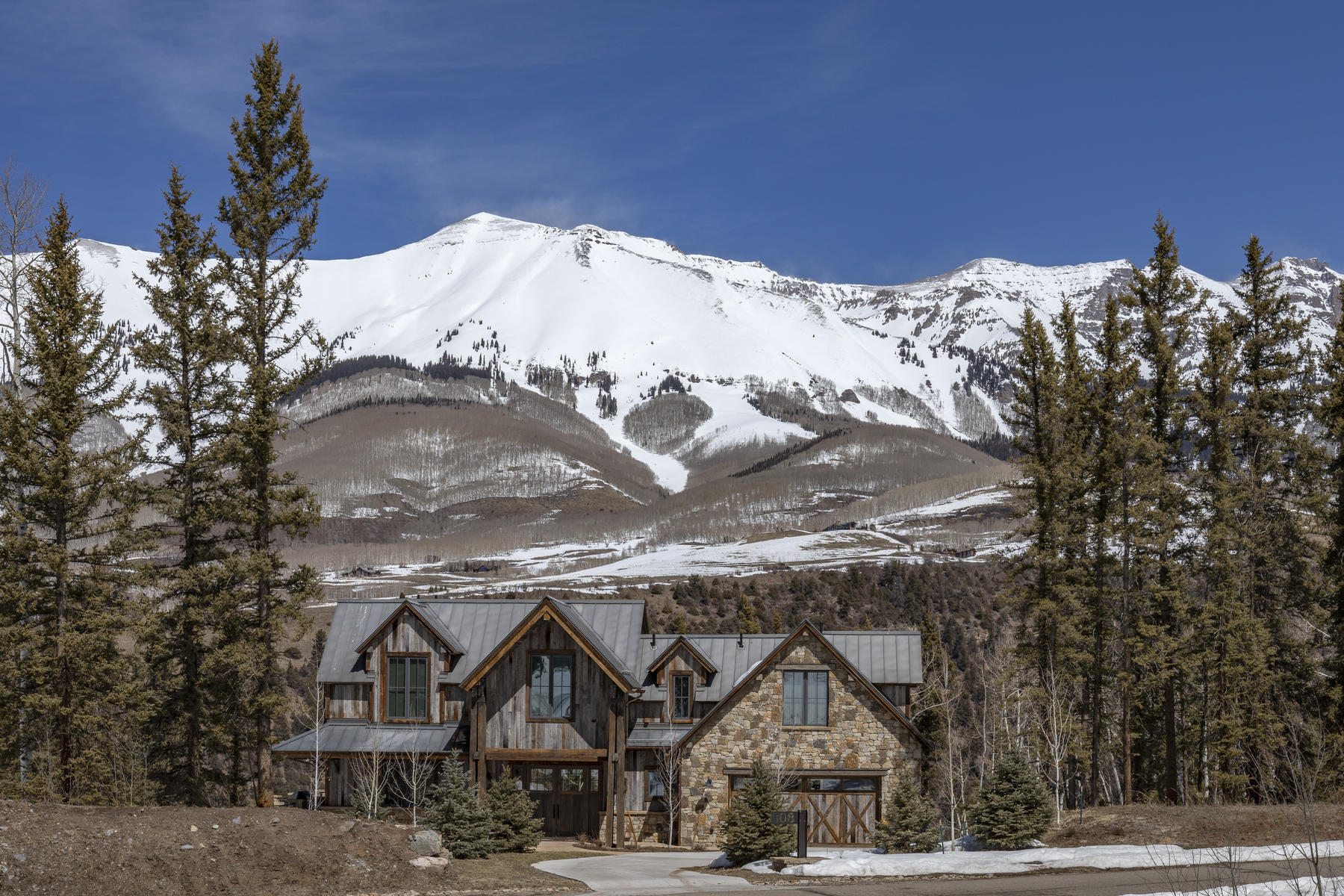 Single Family Homes for Sale at 108 Lawson Overlook Mountain Village, Colorado 81435 United States