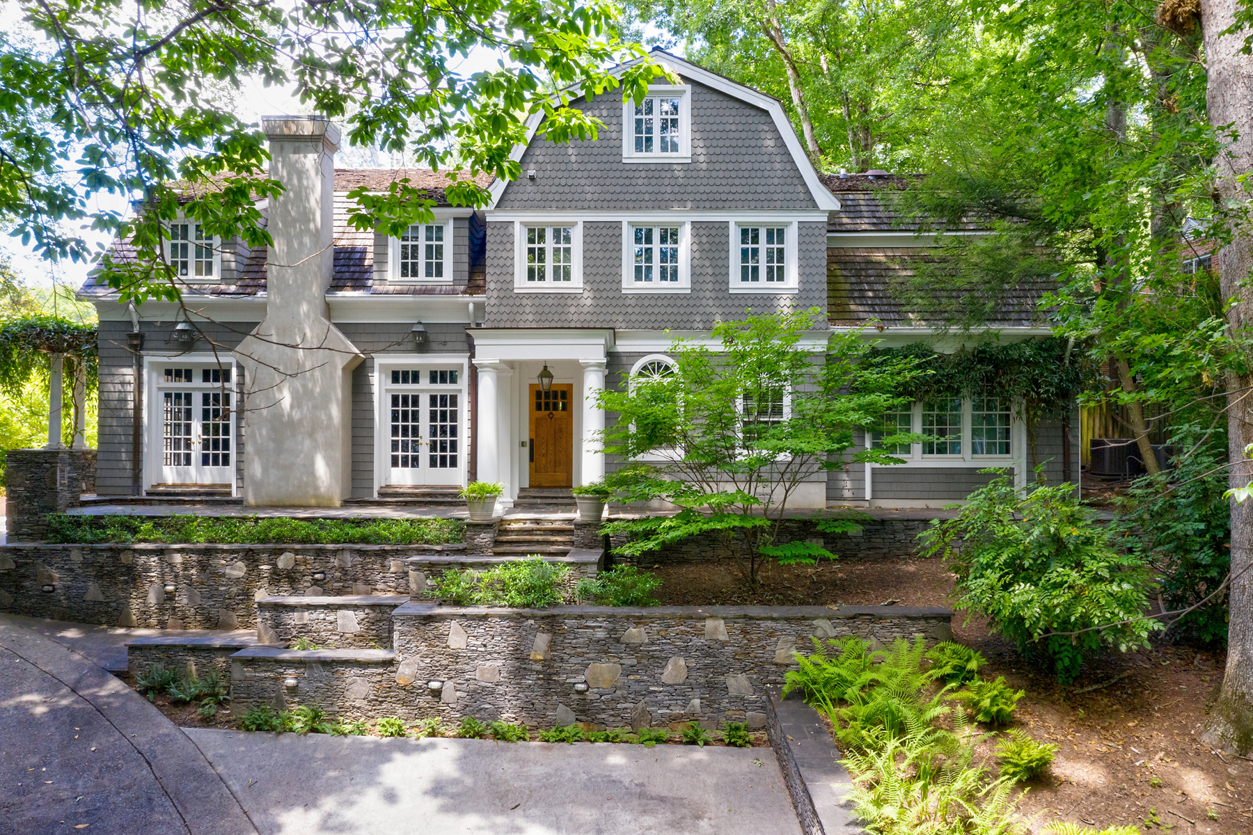 Property for Sale at Beautiful Colonial-Style Home in Sought After Buckhead Location 3200 West Andrews Drive Atlanta, Georgia 30305 United States